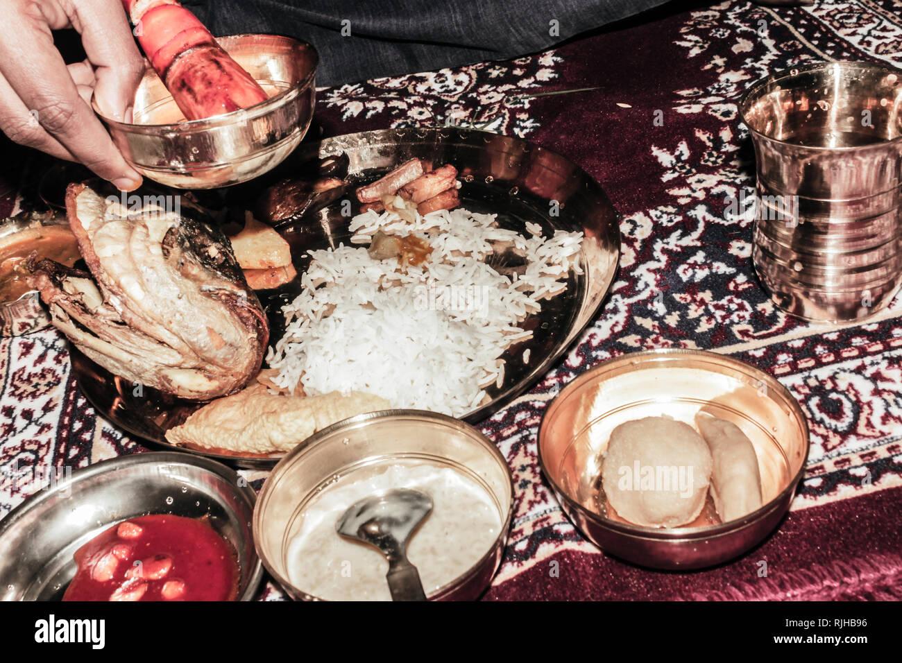 Bengali Food Stock Photos & Bengali Food Stock Images - Alamy