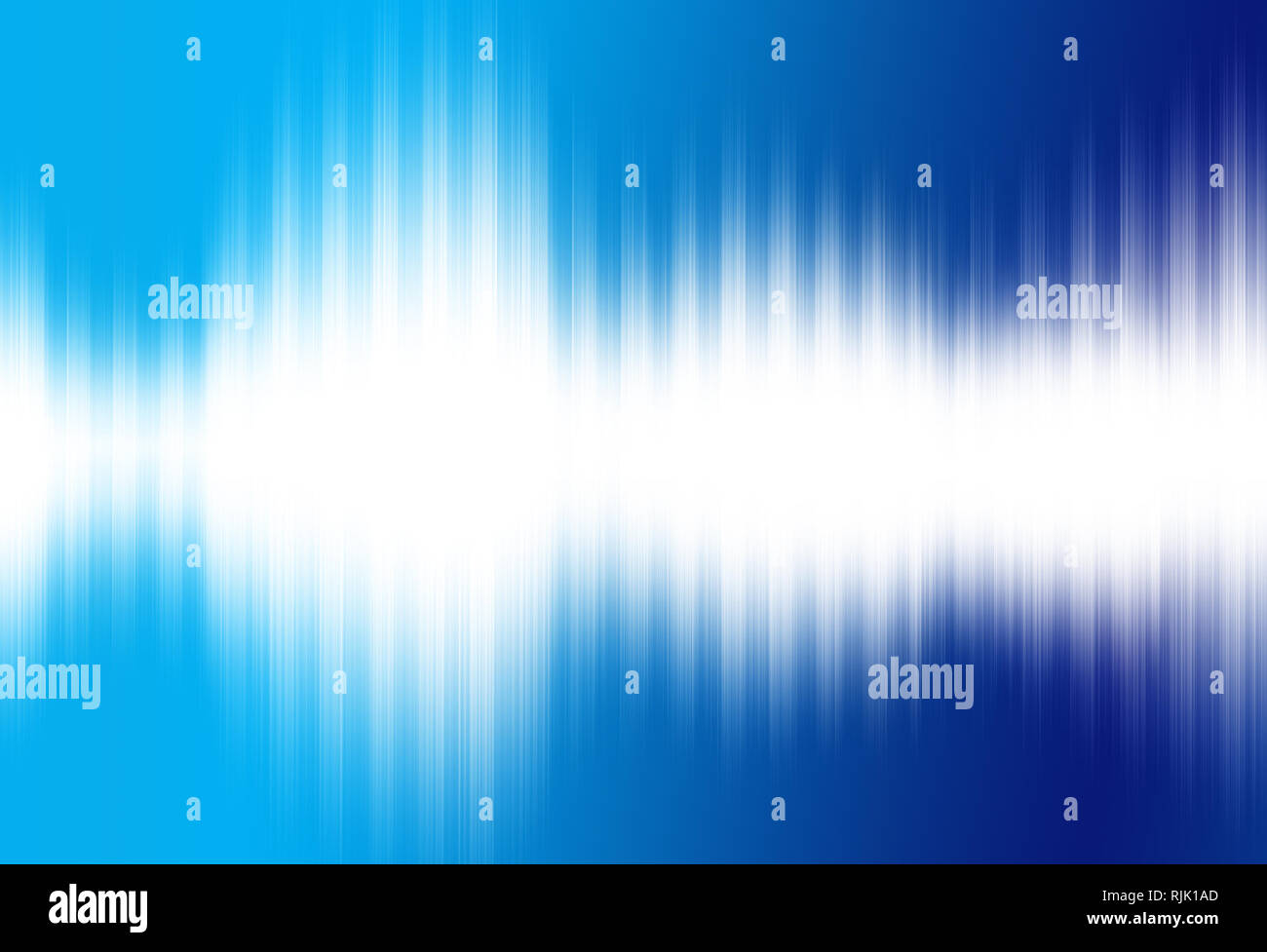 Sound Waves Illustration Stock Photos & Sound Waves