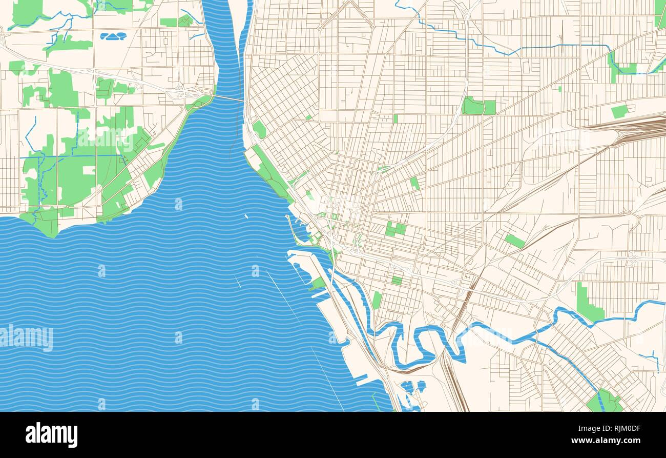 street map of new york city printable New York City Street Plan Map High Resolution Stock Photography