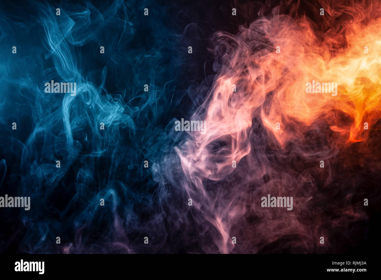 Abstract Red Color Smoke Background Stock Photos Abstract