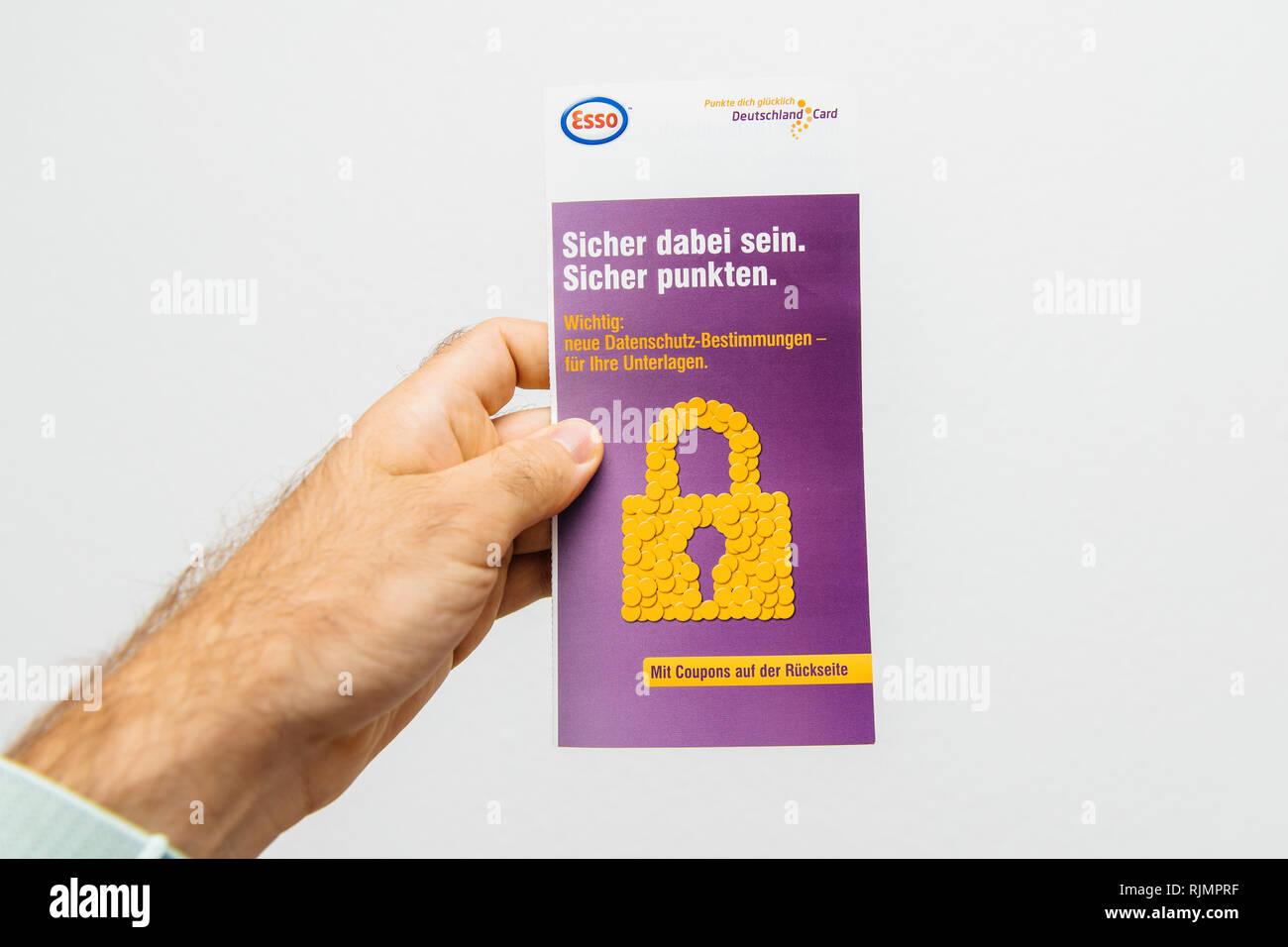 deutschlandcard login