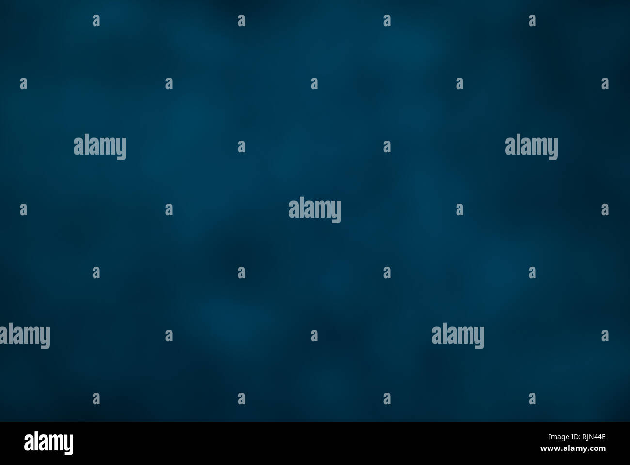 abstract blurred blue background - Stock Image