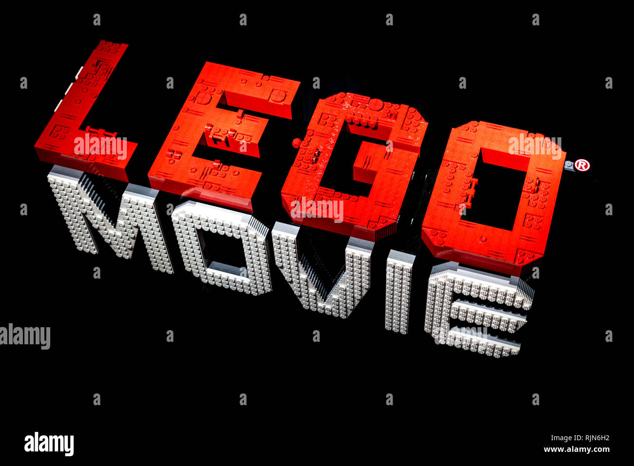 The Lego Movie High Resolution Stock Photography And Images Alamy