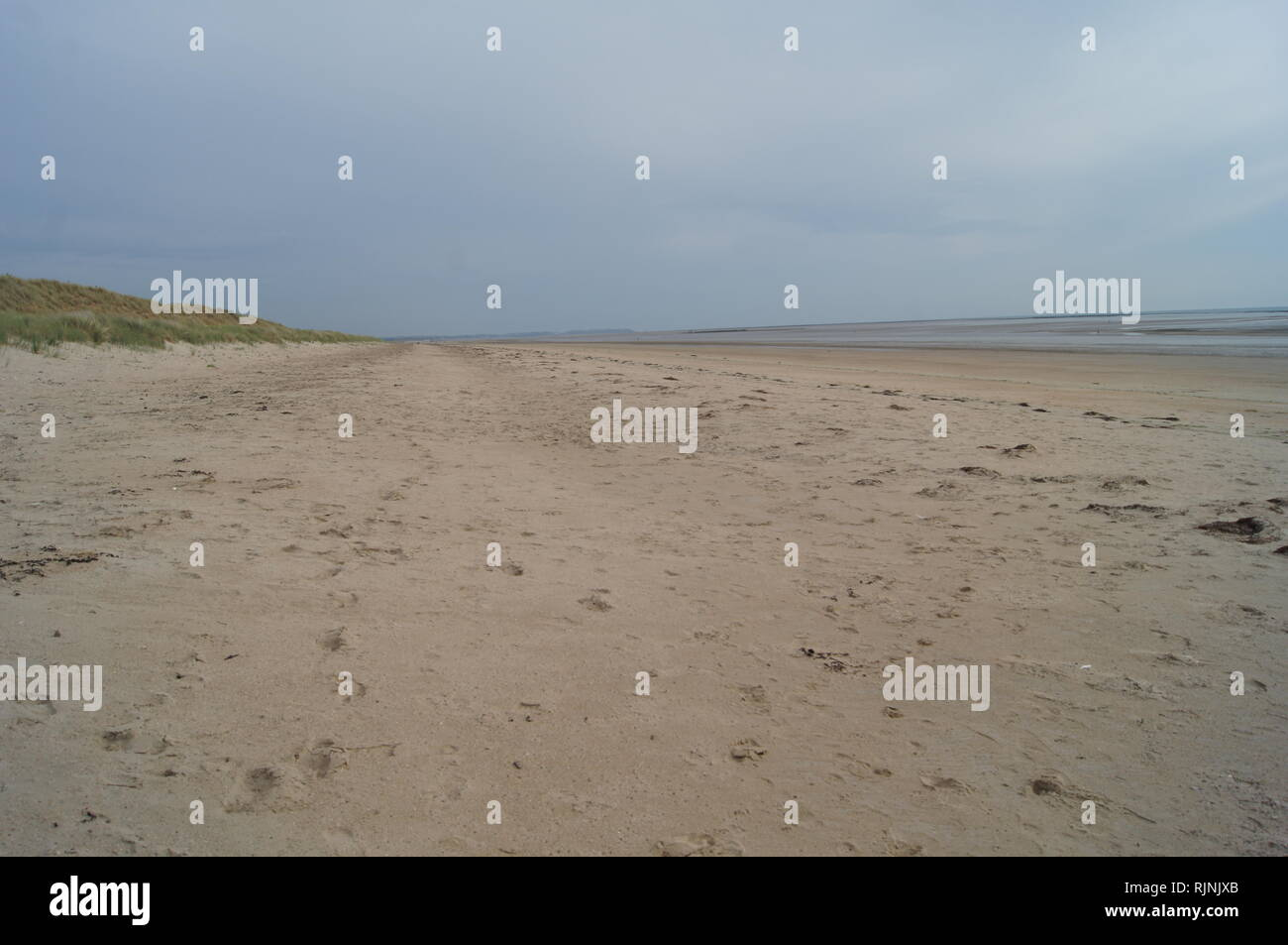 nice beach,best beaches,beach france,europa,landscape,sun,sailing,surfing,alone,swimming,sport,holiday,dog walk,summer,sun creme,atlanic,ozean,sea - Stock Image