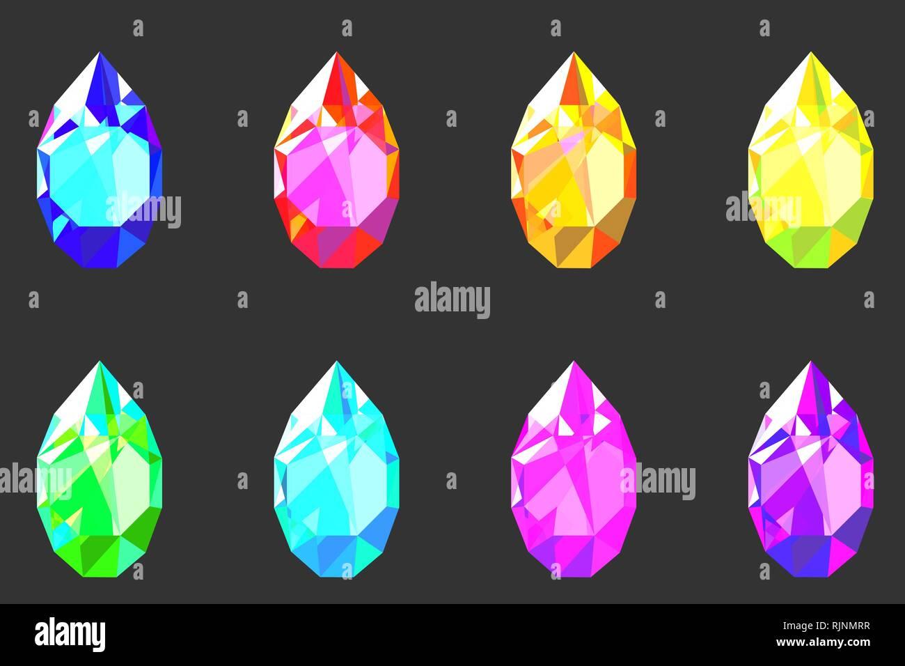 Gem Stones Stock Photos & Gem Stones Stock Images - Alamy
