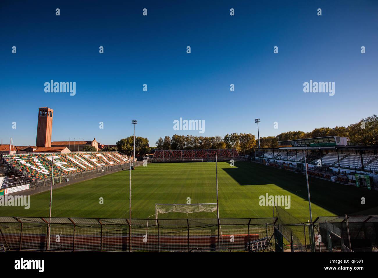 Stadio Pierluigi Penzo. Venezia Football Club S.r.l. - Stock Image