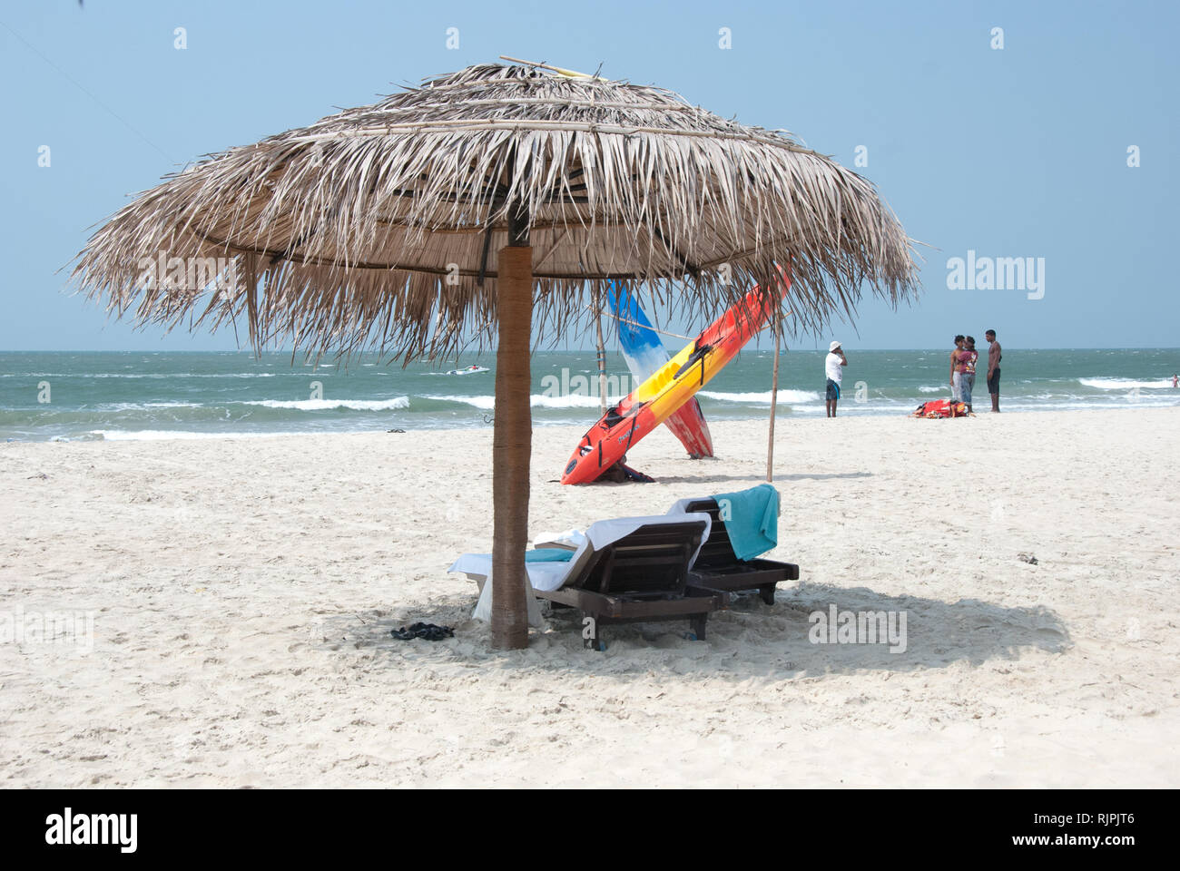 Sandy South Goa Beaches High Resolution Stock Photography And Images Alamy