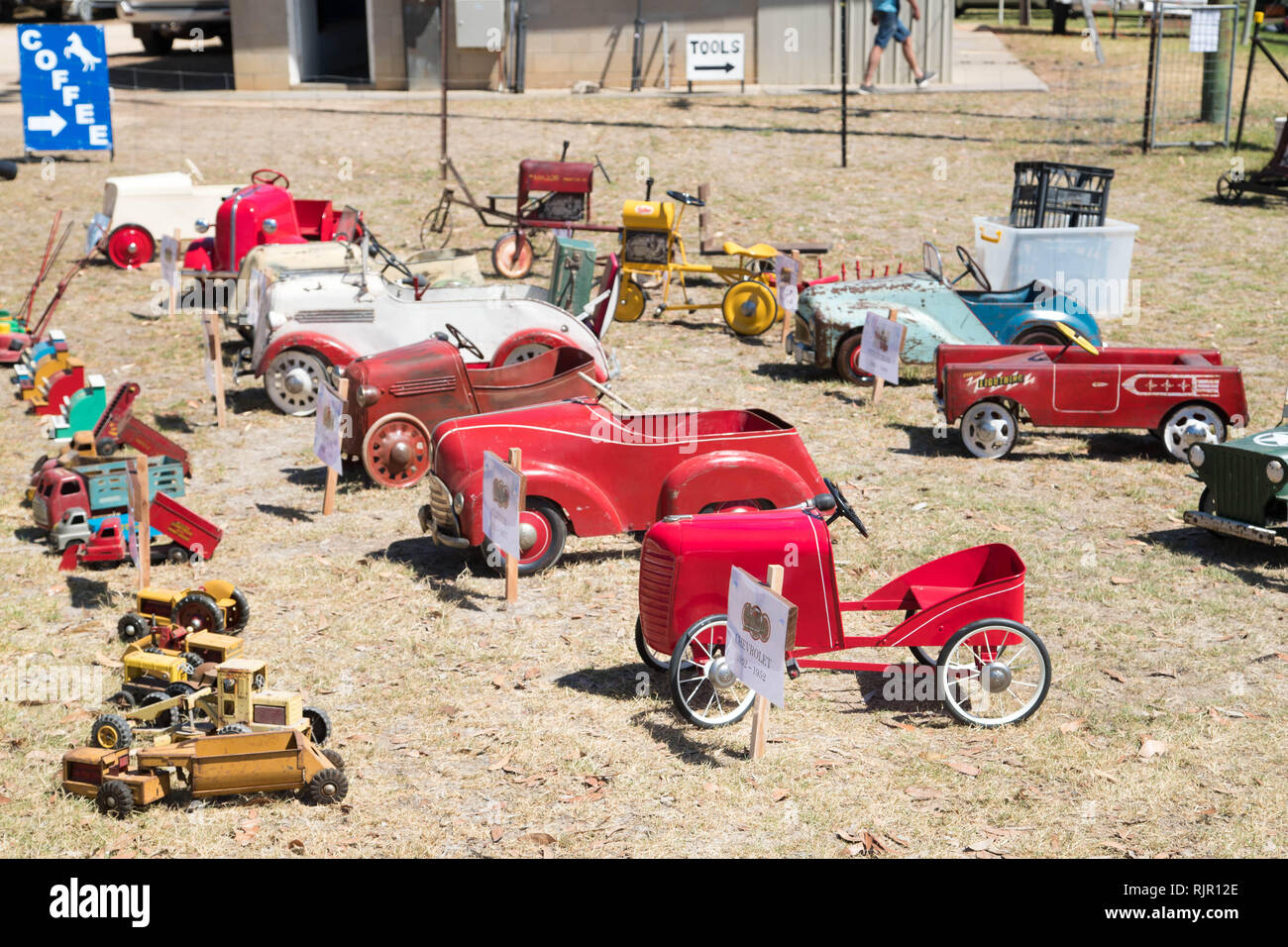 Pedal Cars High Resolution Stock Photography And Images Alamy