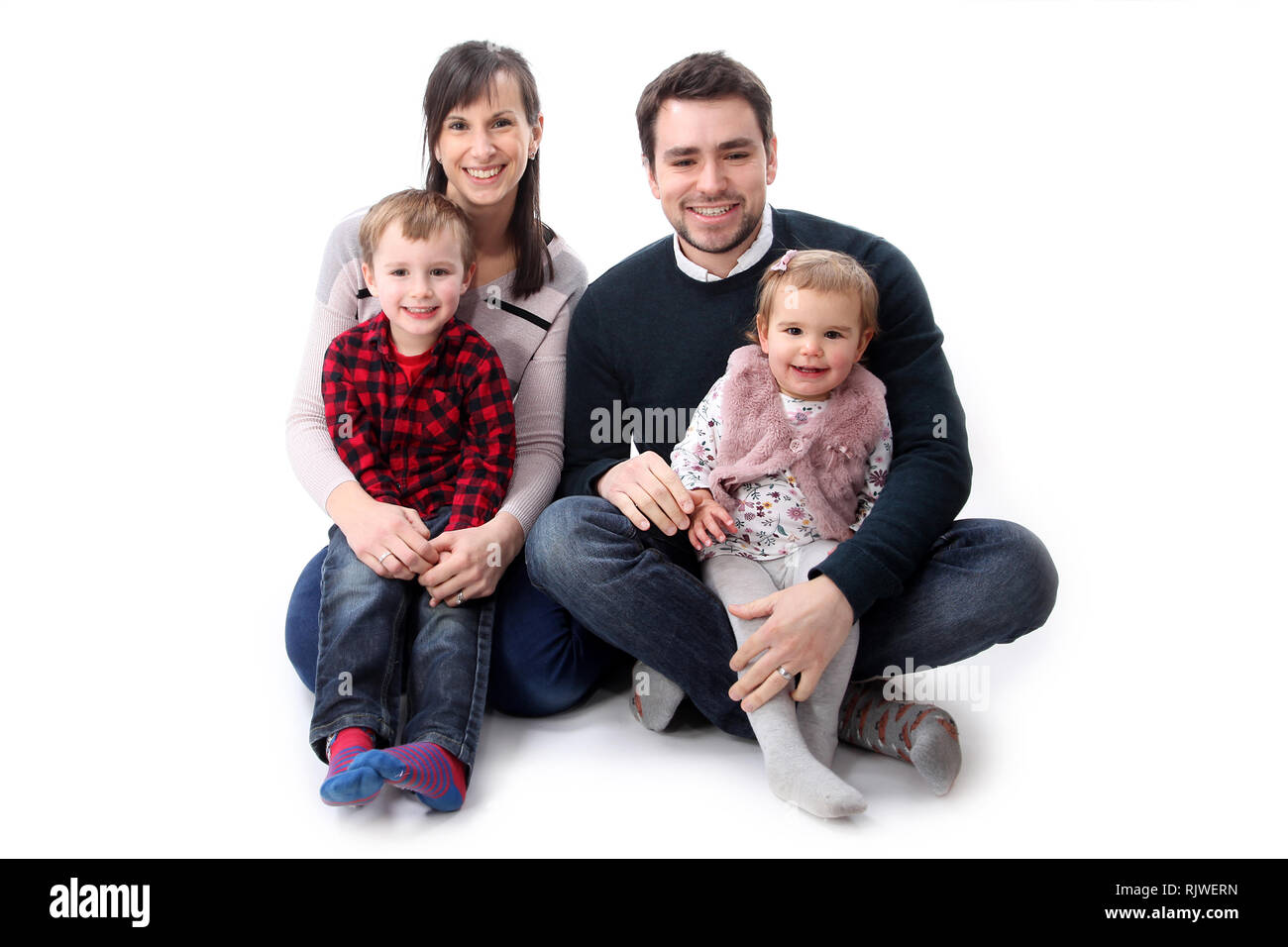 foster parents - Stock Image