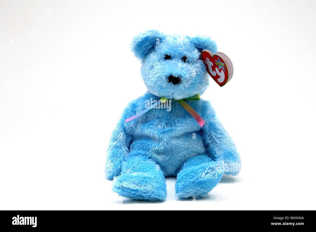 52166107713 Ty Beanie Babies Teddy Bear Stock Photos   Ty Beanie Babies Teddy ...
