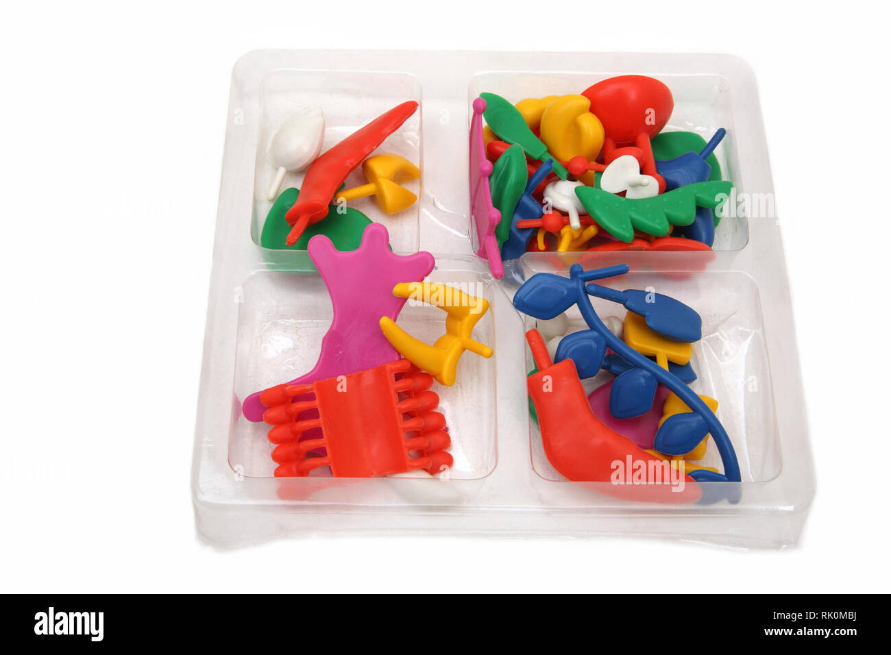 Early Learning Centre Soft Stuff Creatures Modeling  Set - Stock Image