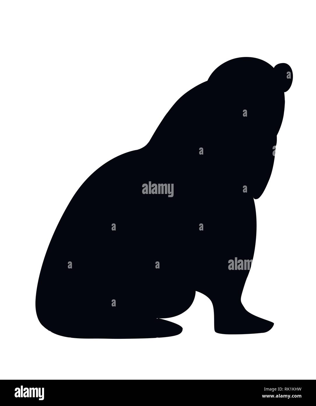 4e978ab97c9 Polar Bear Cut Out Stock Images   Pictures - Page 3 - Alamy