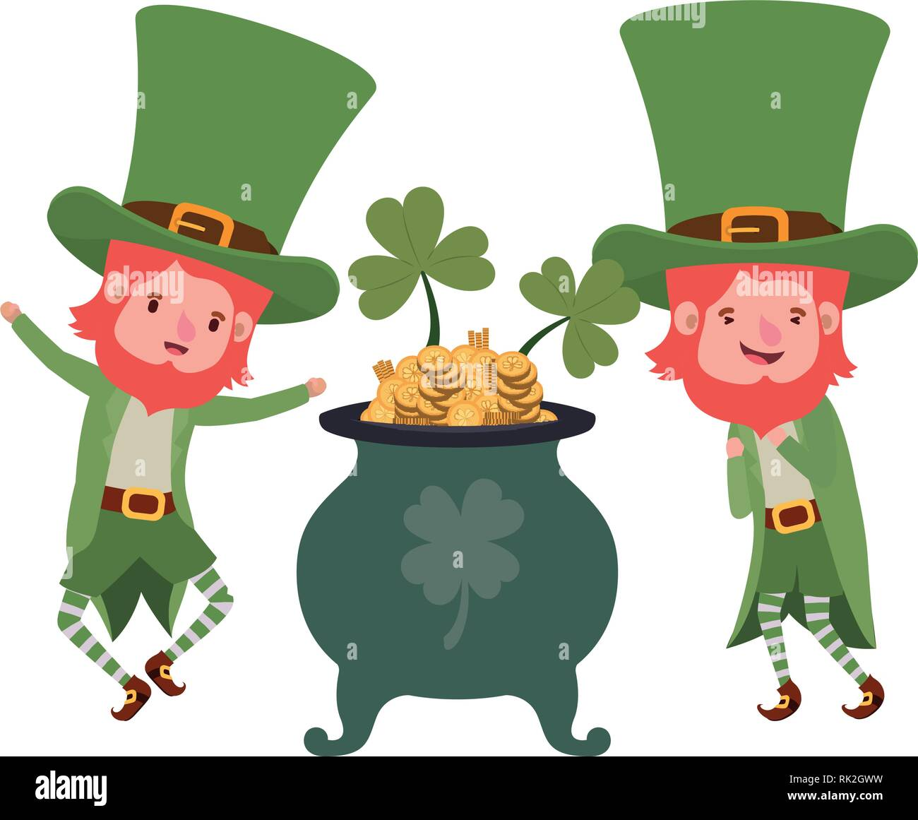 Leprechauns High Resolution Stock Photography And Images Alamy