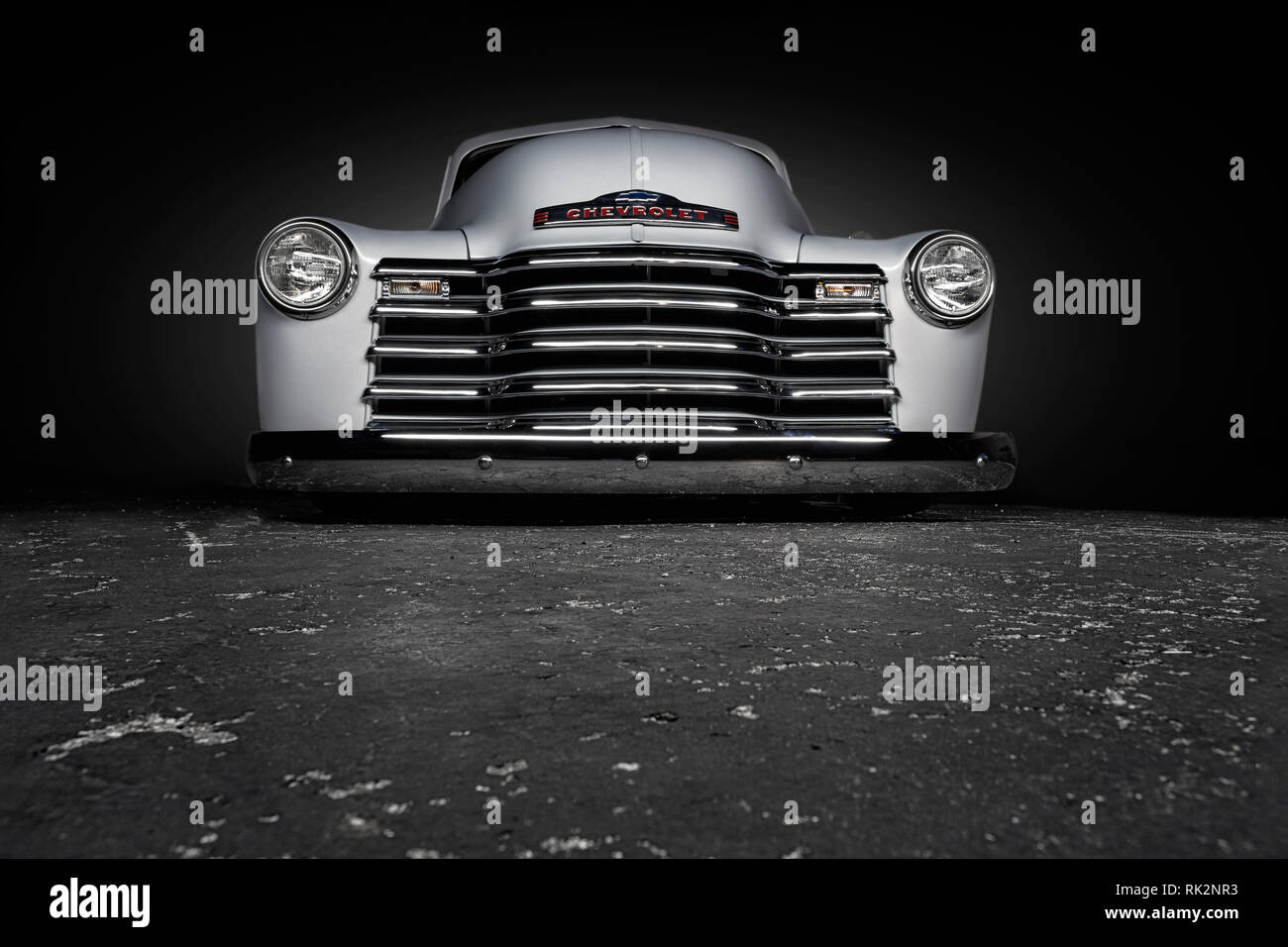 1950 Chevrolet Pickup Stock Photo