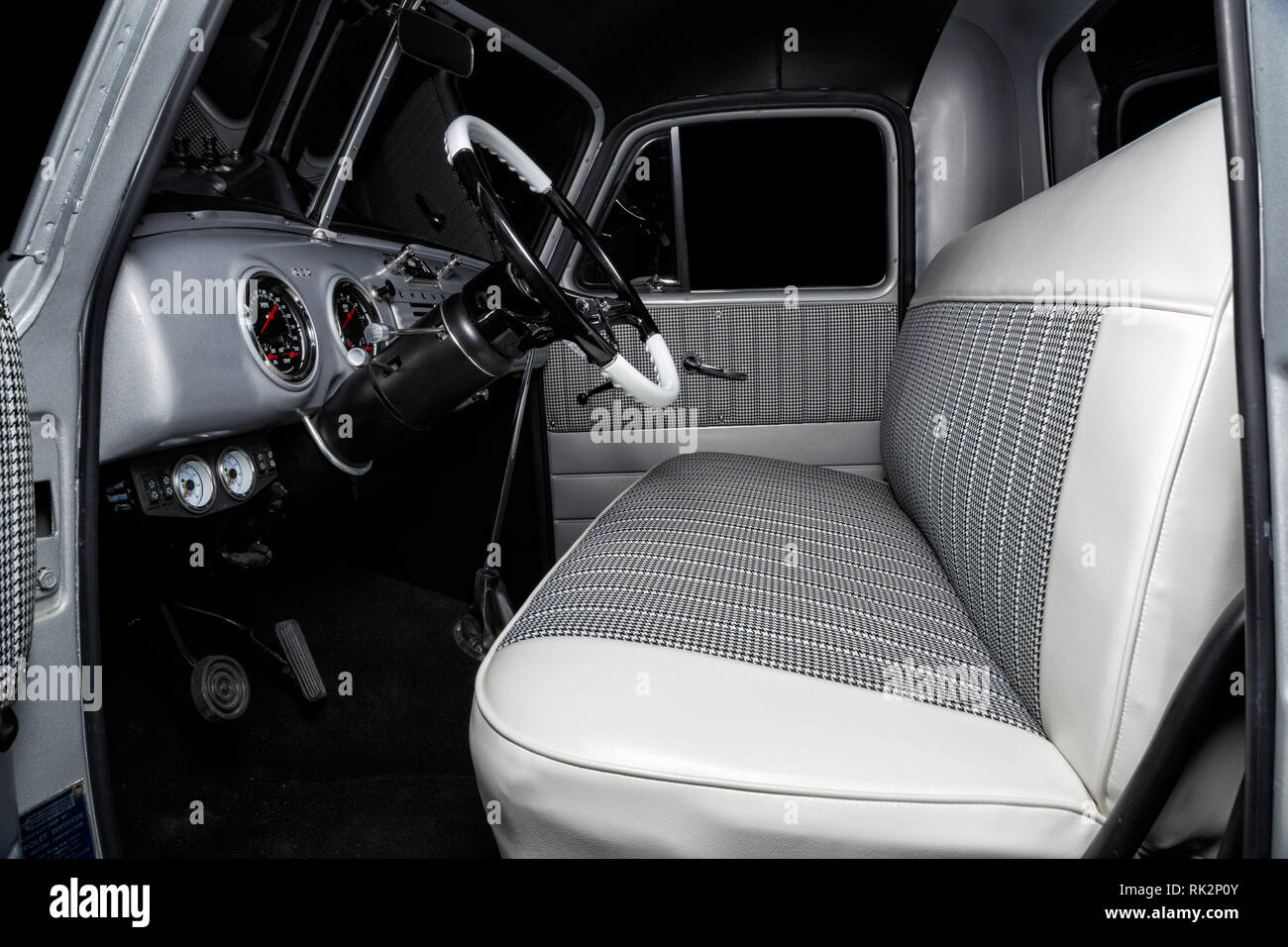 1950 Chevrolet Pickup Stock Photo