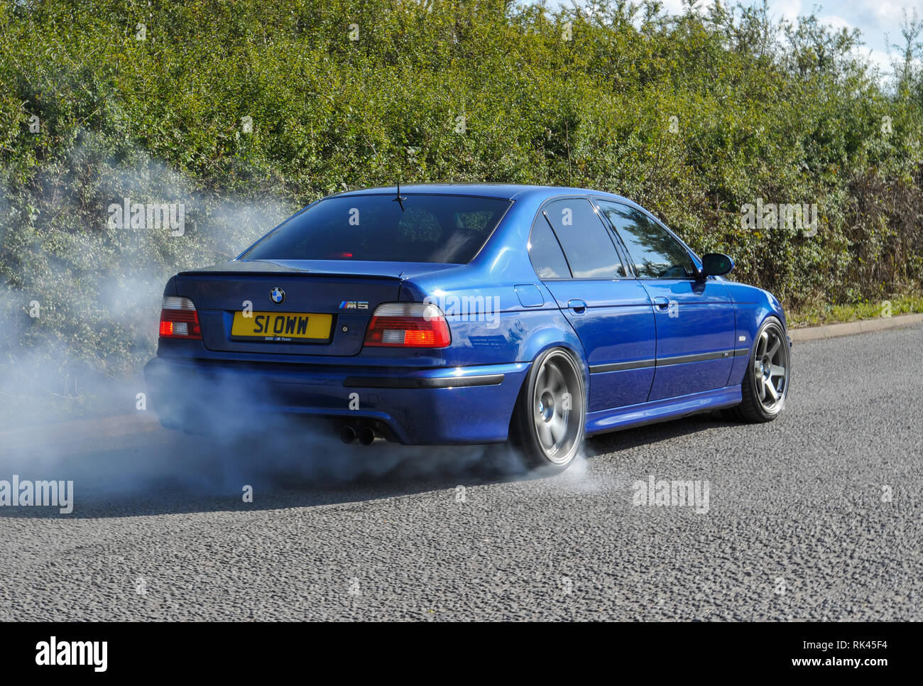 Bmw E39 High Resolution Stock Photography And Images Alamy