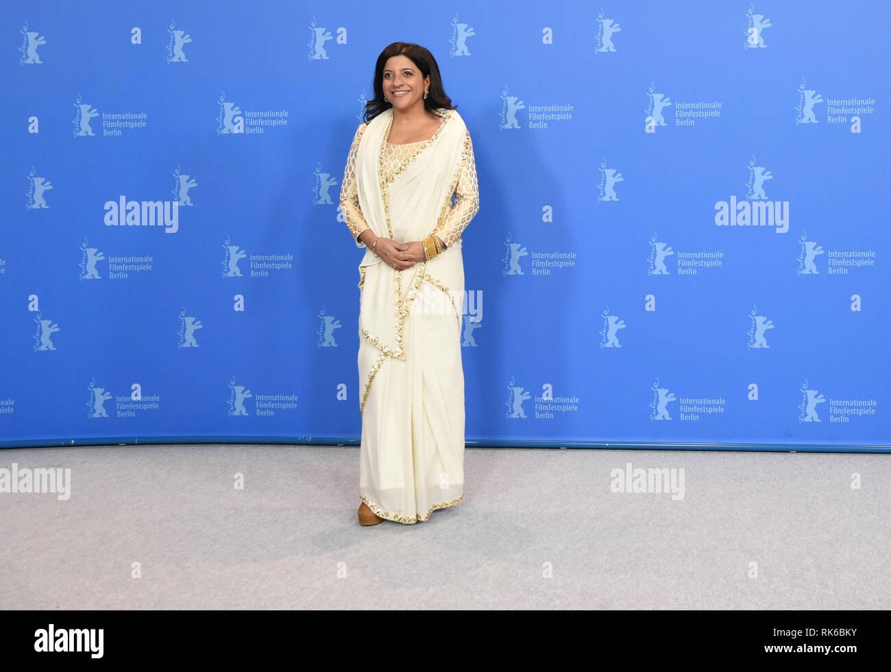 Berlin, Germany  09th Feb, 2019  69th Berlinale: Director Zoya