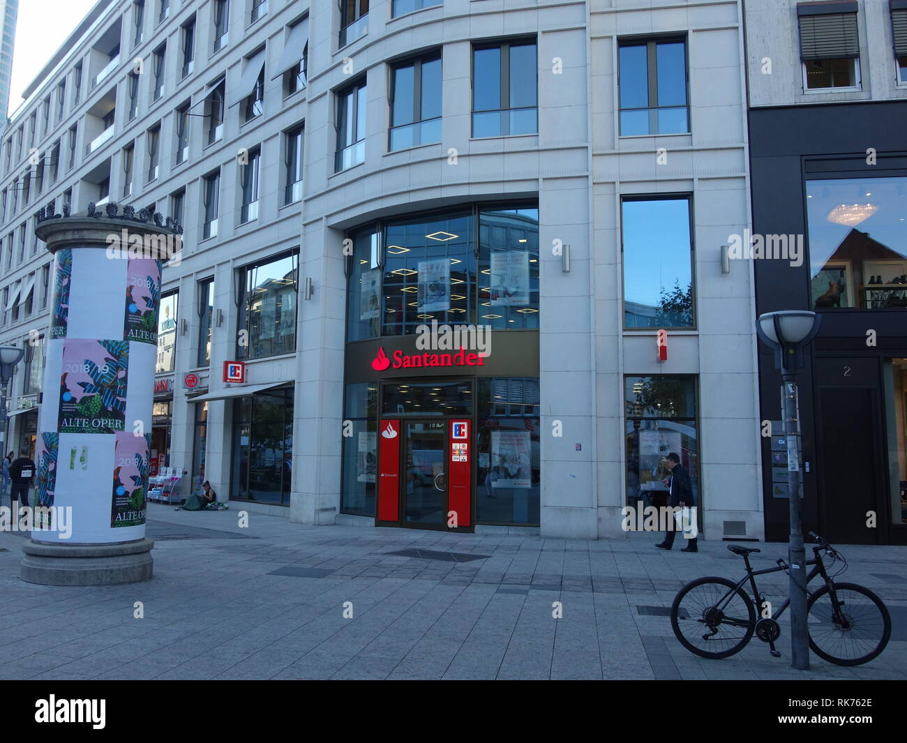 Branch Of German Bank High Resolution Stock Photography And Images Alamy