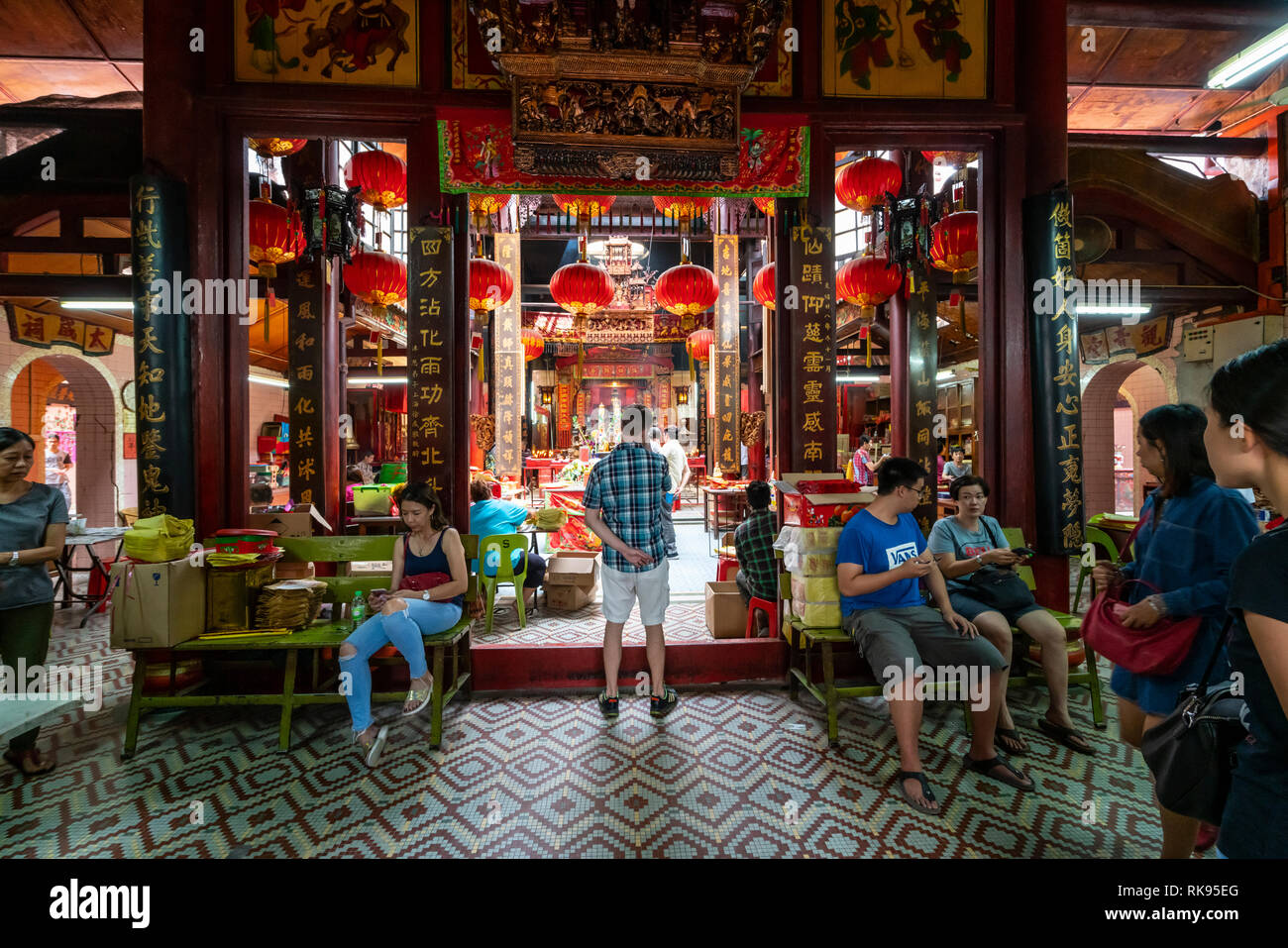 Image result for Sin Sze Si Ya Temple