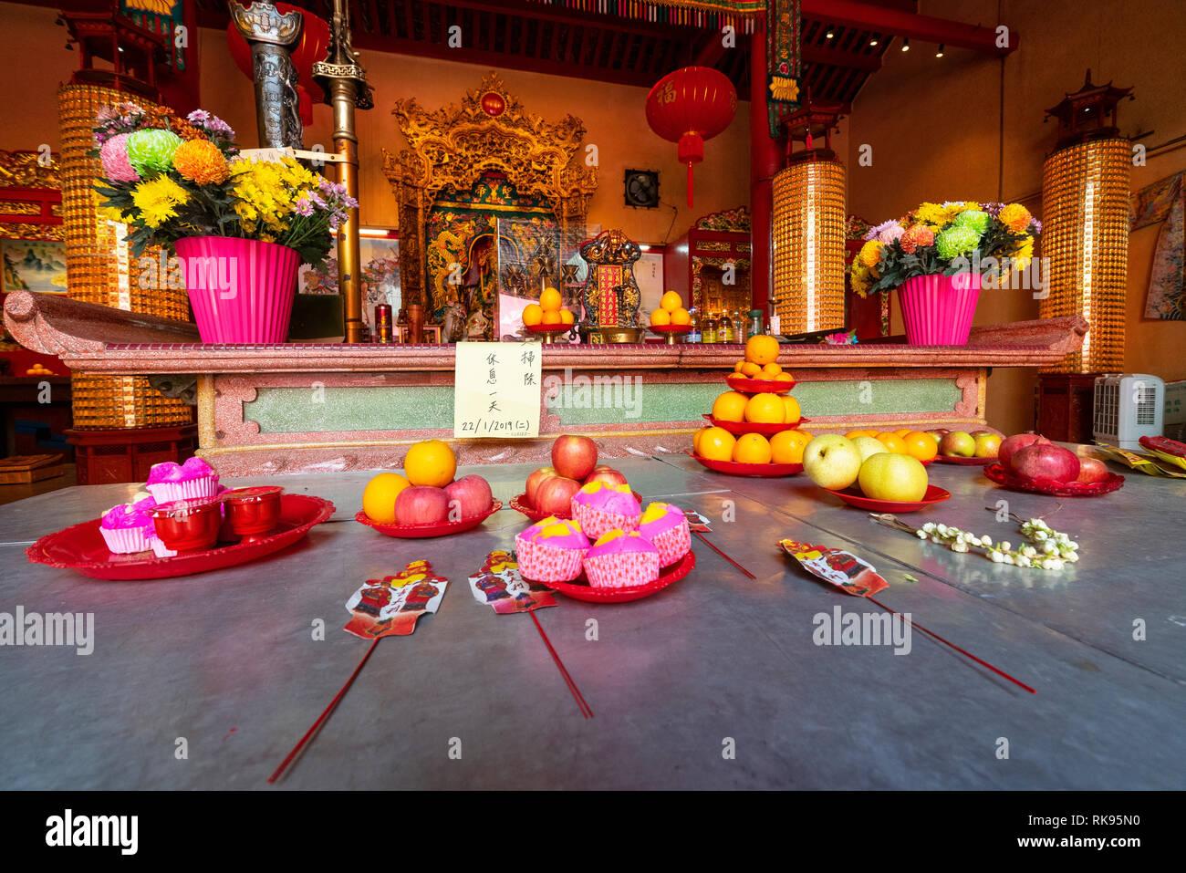 Taoism Ritual Stock Photos & Taoism Ritual Stock Images - Alamy