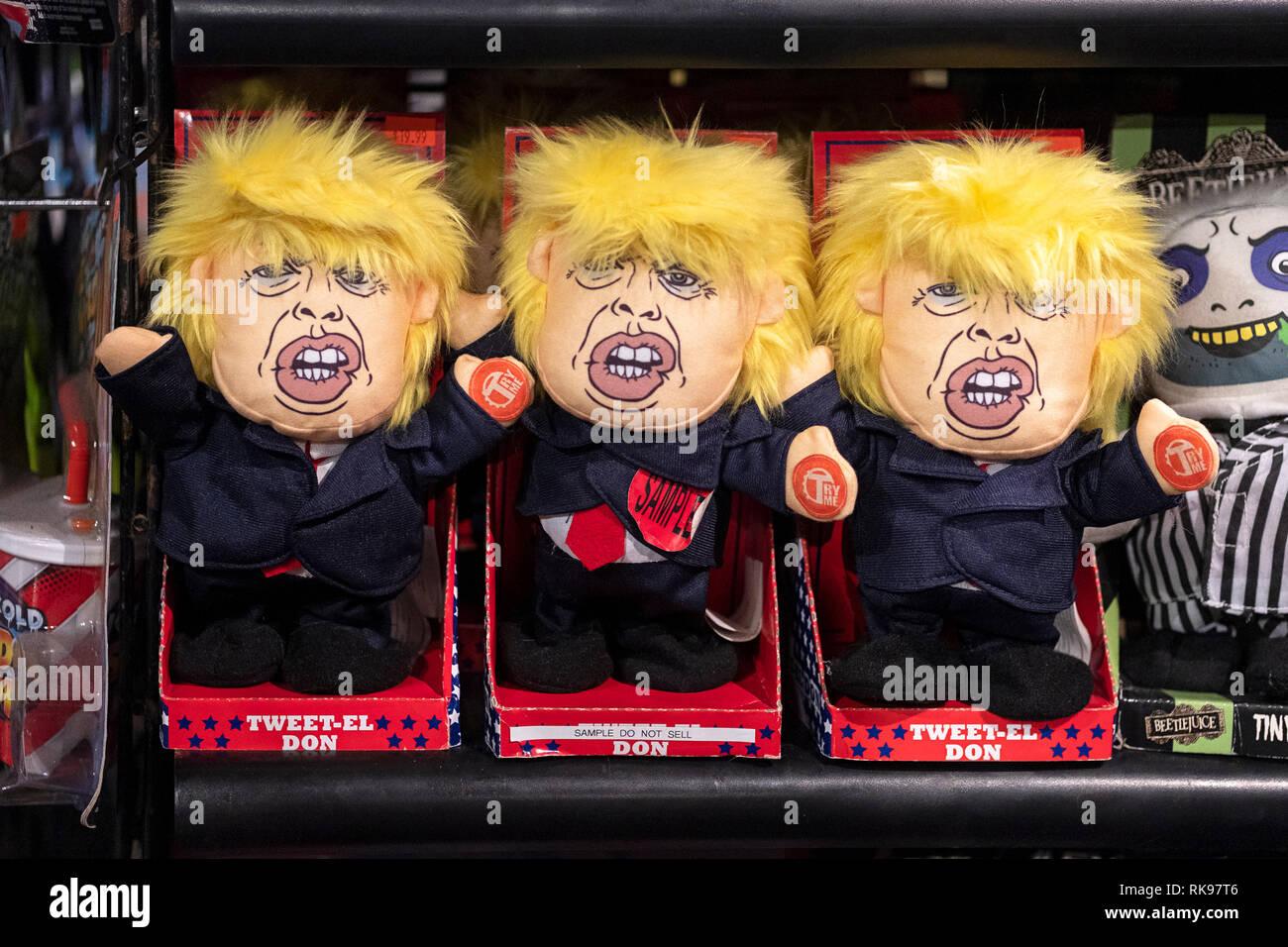 Tweet El-Don Tiny Terror doll