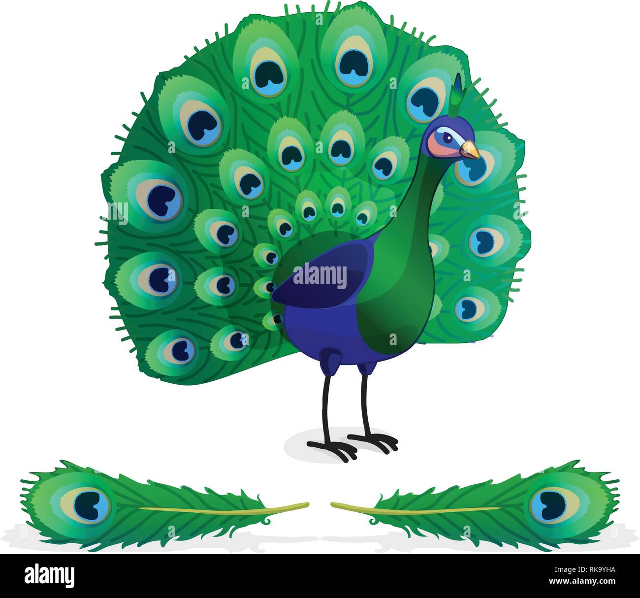 Free Free Peacock Clipart, Download Free Clip Art, Free Clip Art on Clipart  Library