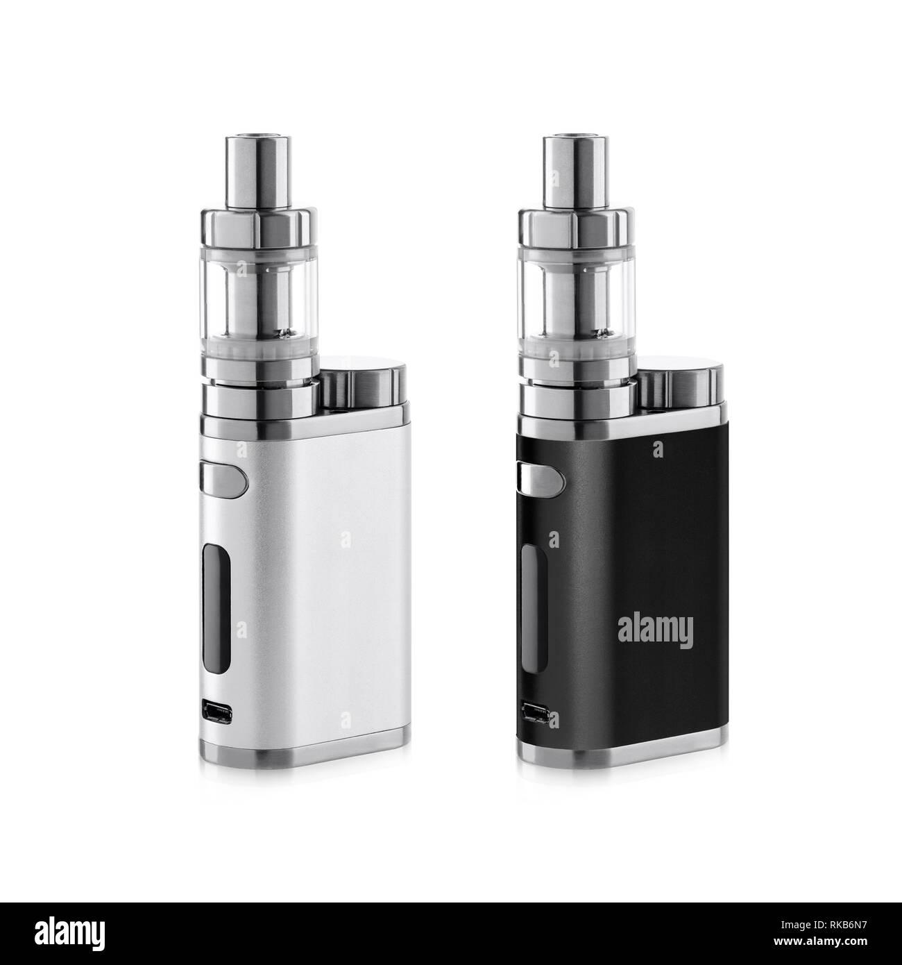 Vape electronic cigarette - Stock Image