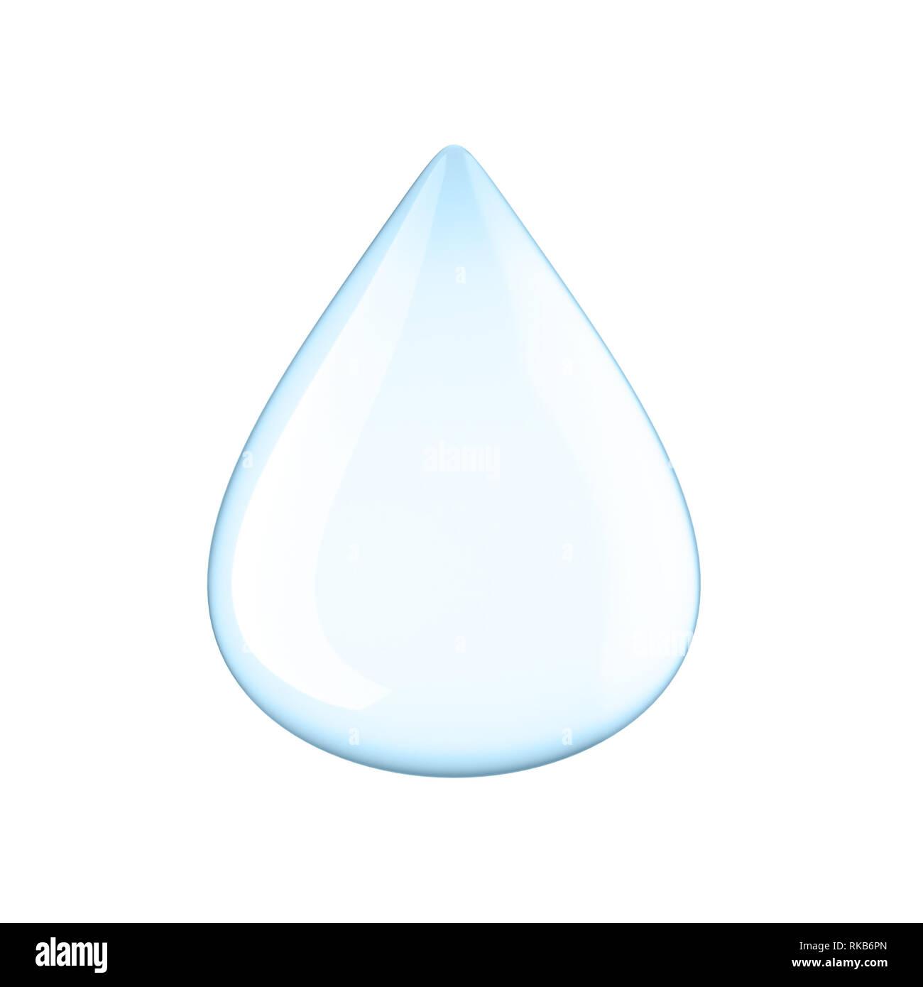 Water drop - Stock Image