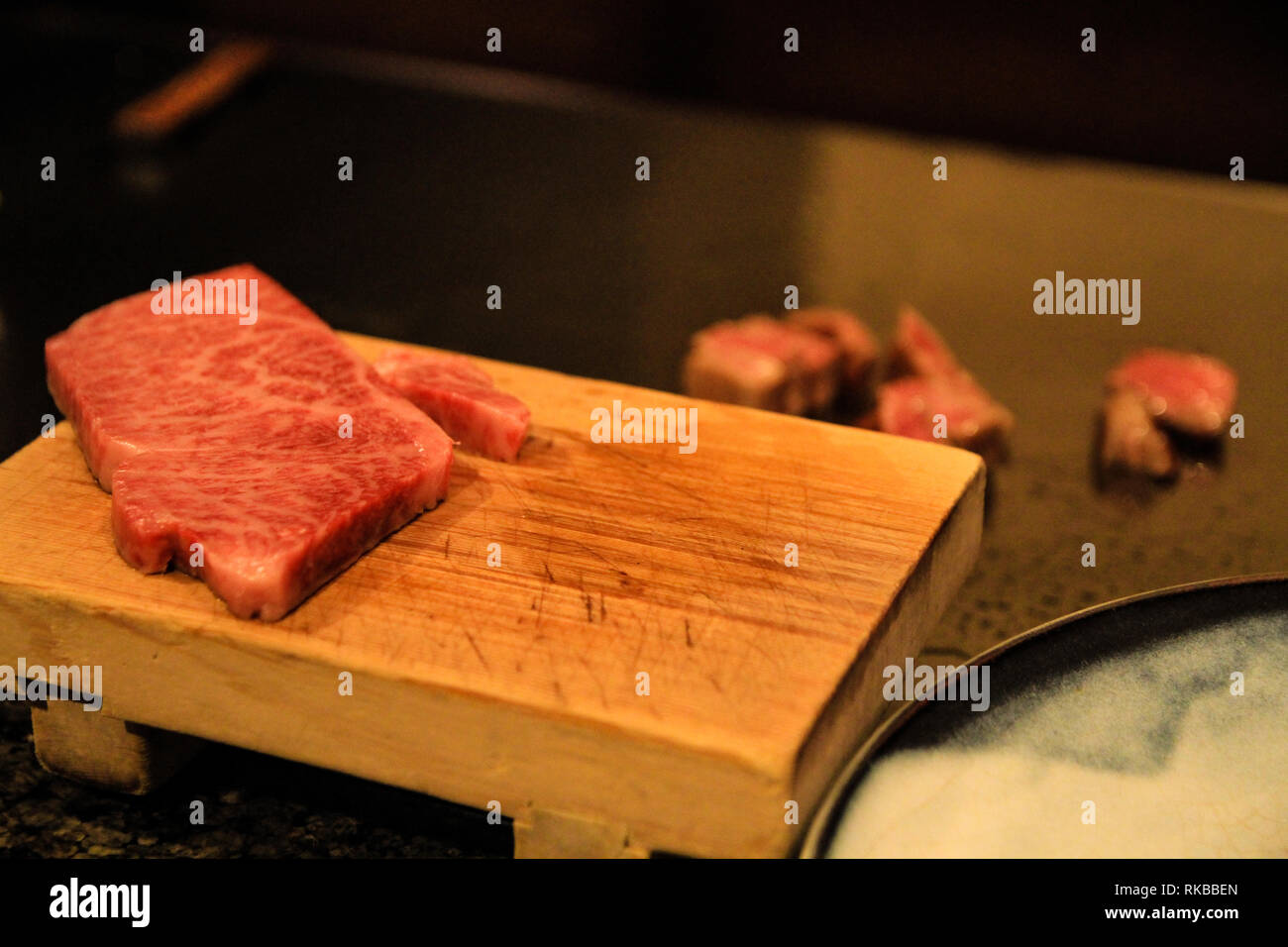Kobe Beef Stock Photos & Kobe Beef Stock Images - Alamy