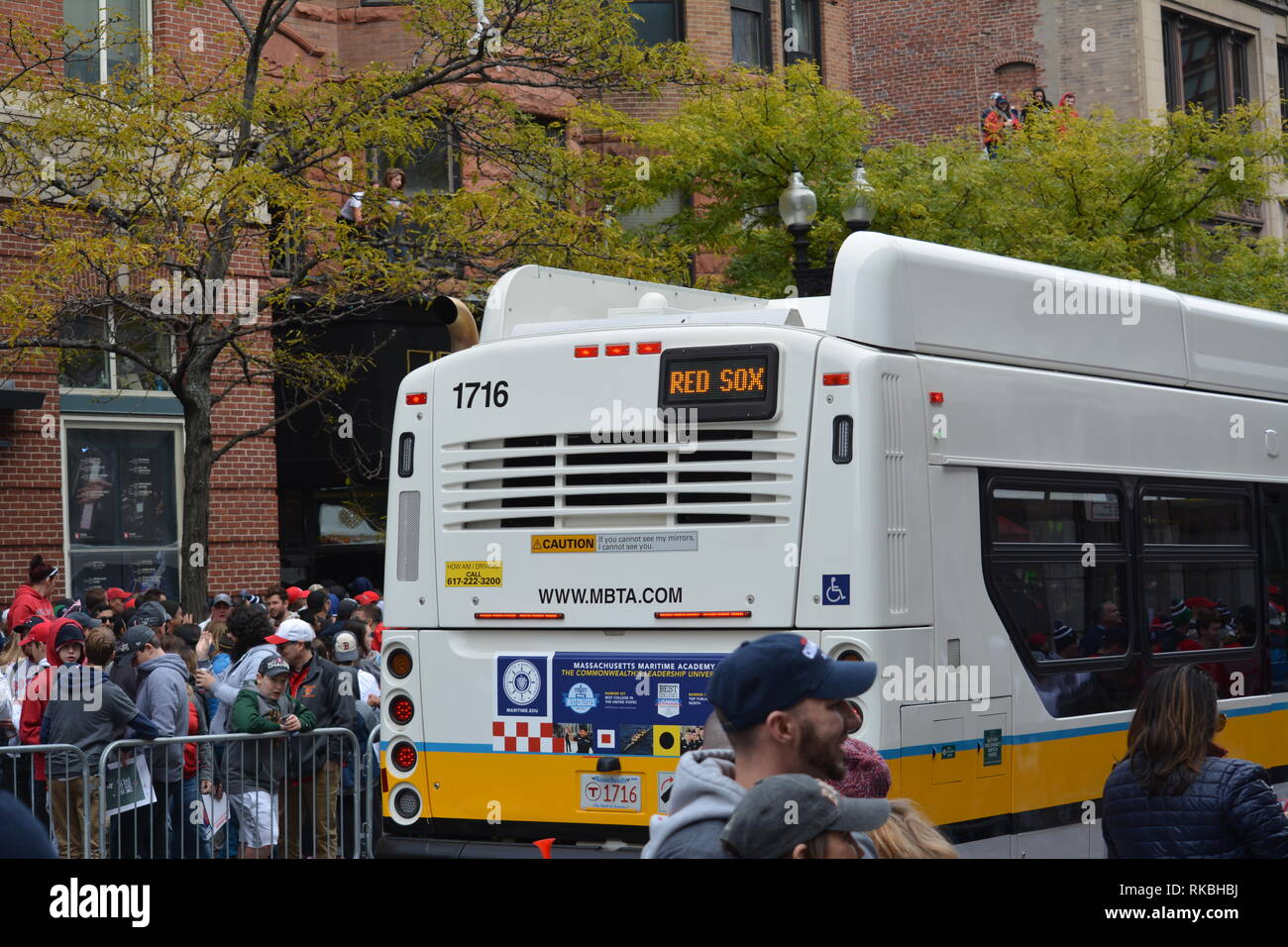 Boston Bus Stock Photos & Boston Bus Stock Images - Page 3 - Alamy