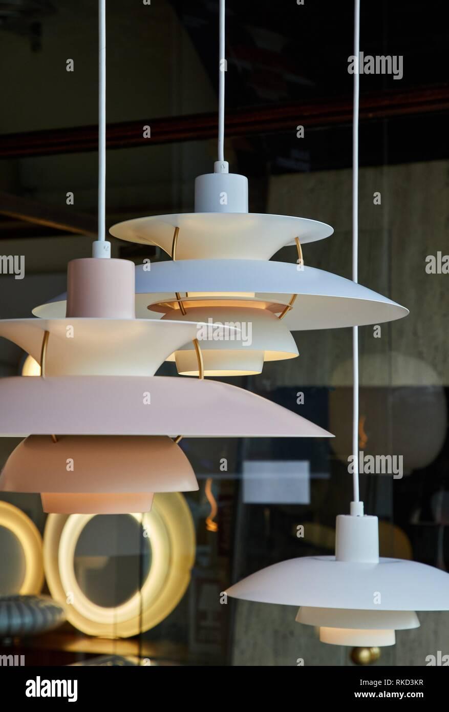 Lamps interior lighting store zumarraga gipuzkoa basque country spain europe