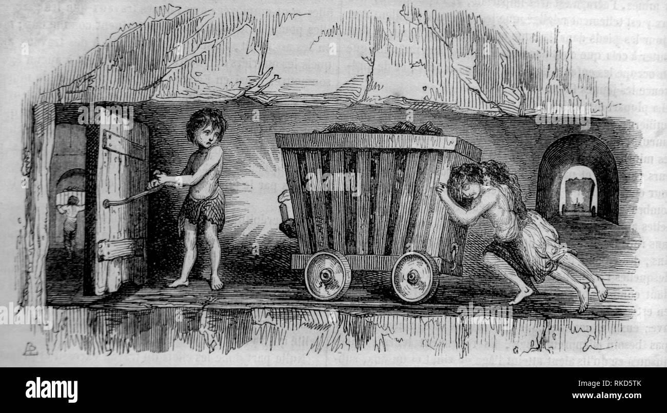 Child Labour 19th Century Stock Photos Amp Child Labour 19th