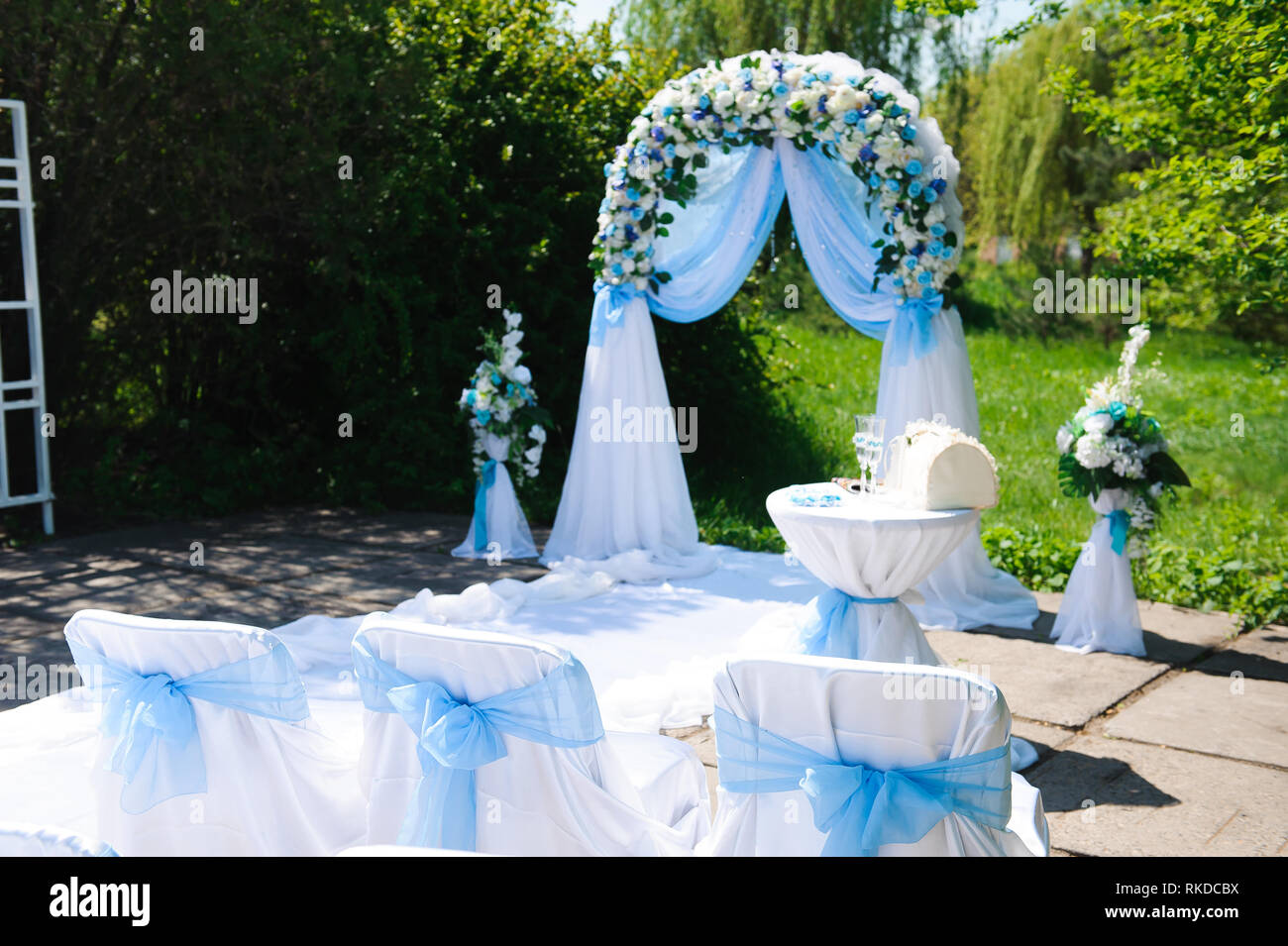 Wedding Decorations At Ceremony Beautiful Decor Wedding
