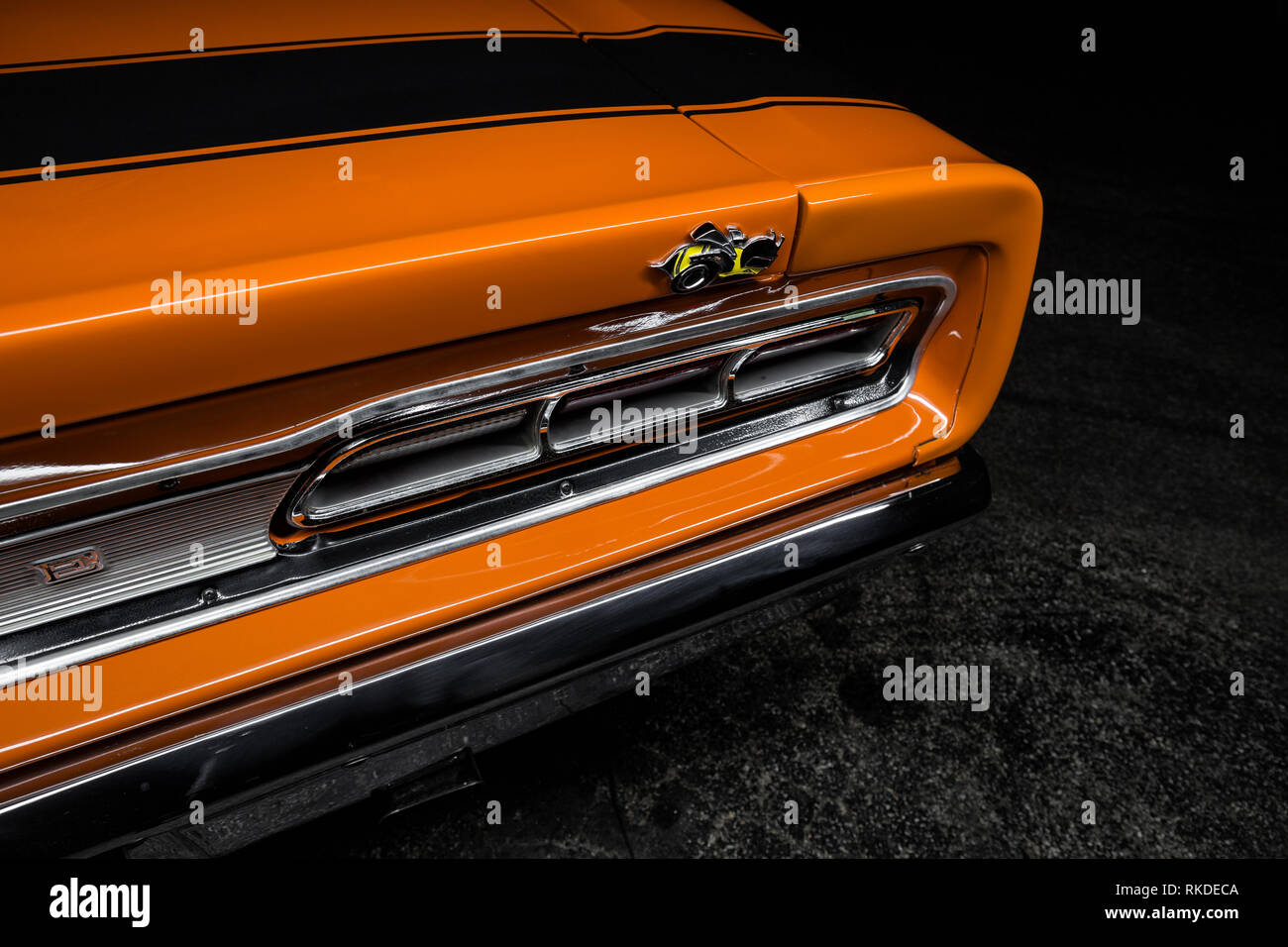1969 Dodge Super Bee A12 Stock Photo: 235709946 - Alamy