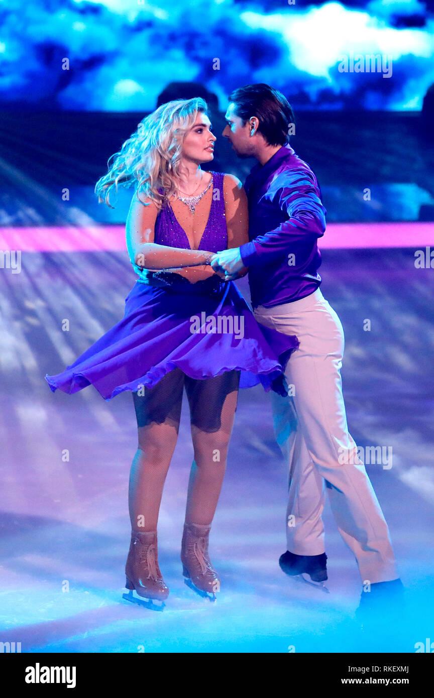 Sat 1 Dancing On Ice