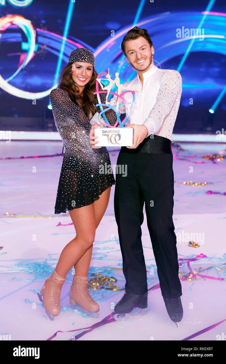Dancing on ice finale 2019 gewinner