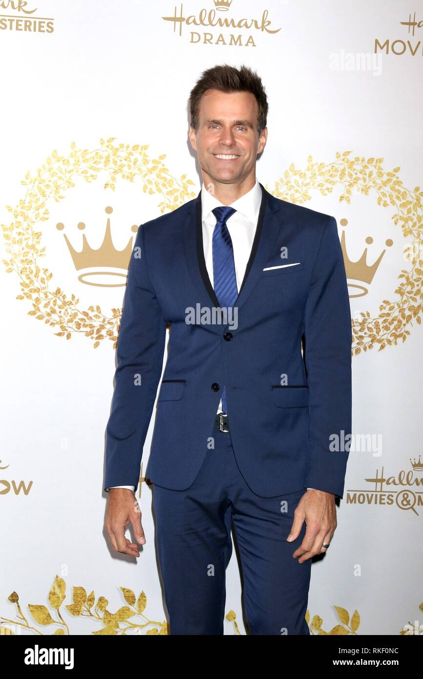 Pasadena, CA  9th Feb, 2019  Cameron Mathison at arrivals for