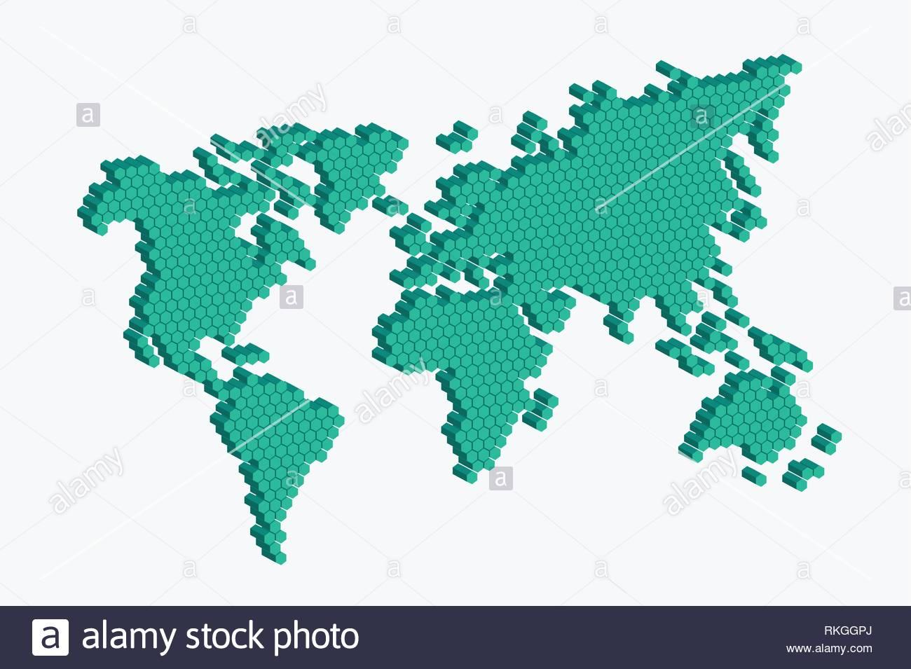 Hexagon Image Map