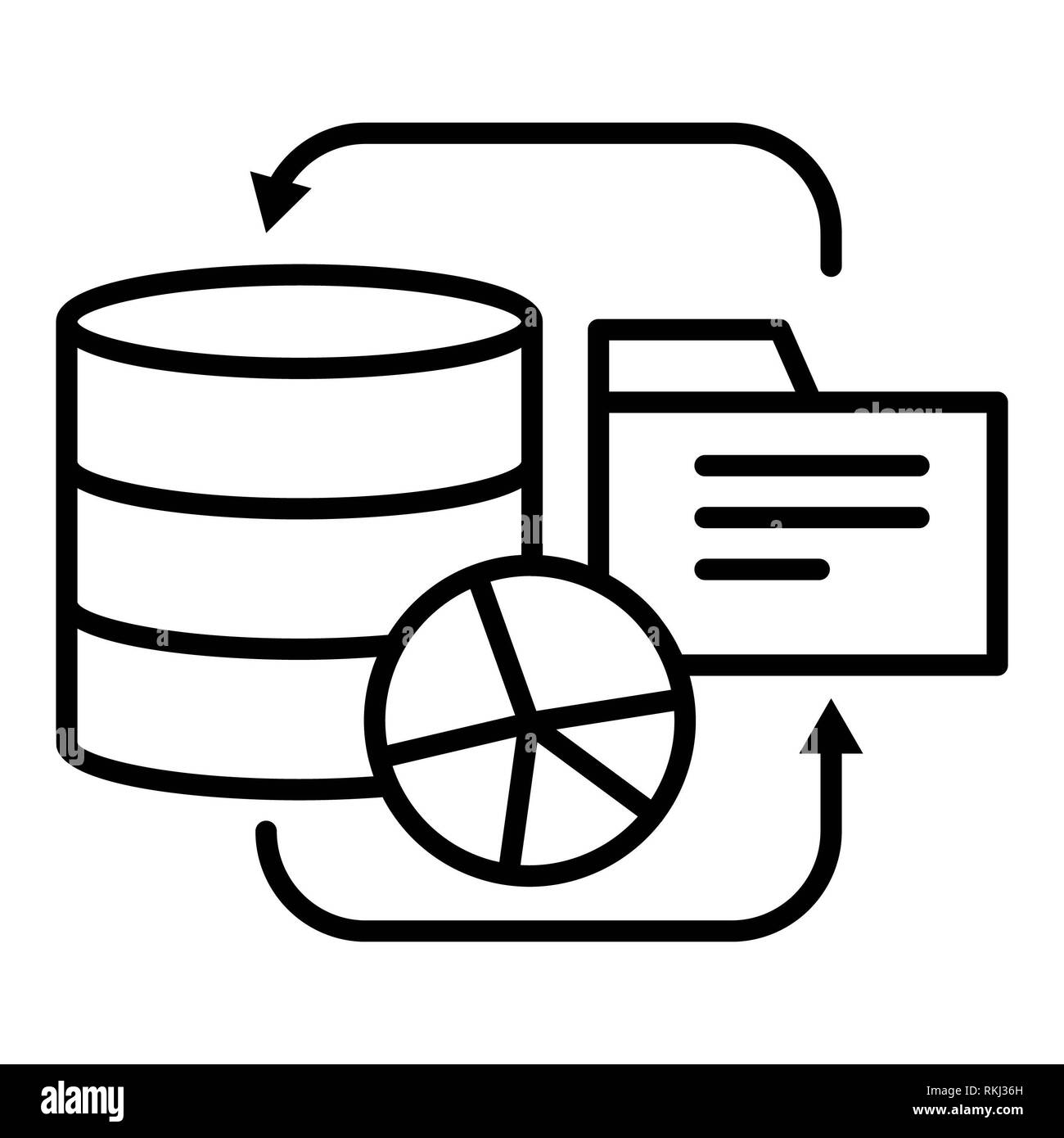 Database Black and White Stock Photos & Images - Alamy