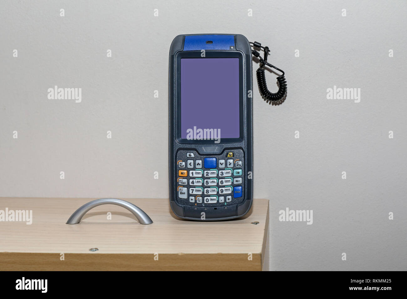 Handheld Barcode Scanner and Rfid Reader Portable Wireless Device
