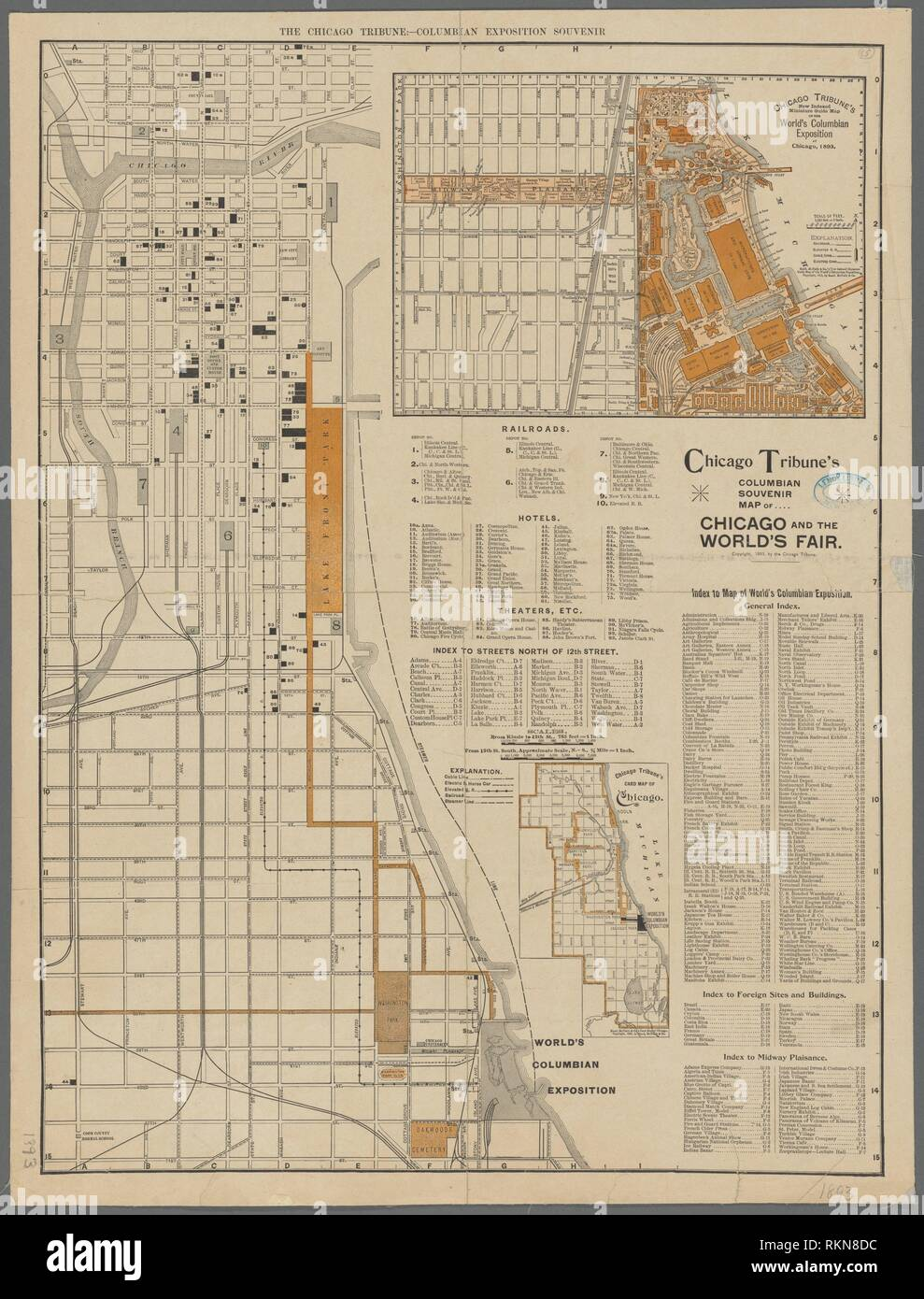 Chicago Tribune's Columbian Souvenir map of. Chicago and the ... on people map, chicago murder map, chicago area map, chicago street map with numbers, chicago highway map with names, english map, goose island chicago map, chicago ward map, chicago indianapolis map, google map, chicago cubs map, the state map, chicago crime map, chicago suburban map, chicago united states map, chicago road map, chicago aurora map, chicago texas map, ap map, chicago bay map,
