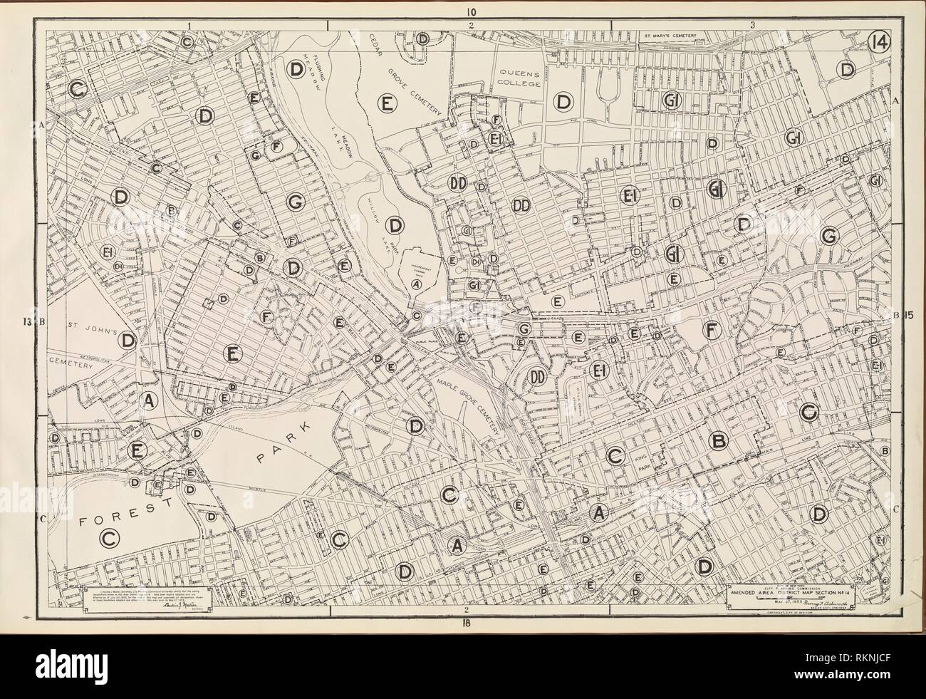 Zoning Map Nyc on