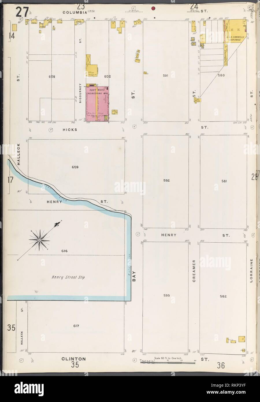 Brooklyn Plate No. 27 [Map bounded by Halleck St., Columbia ... on map of tillson ny, map of paul smiths ny, map of jackson ny, map of appleton ny, map of north river ny, map of south otselic ny, map of strykersville ny, map of nelson ny, map of le roy ny, map of south colton ny, map of tioga ny, map of kingsbury ny, map of kent ny, map of winthrop ny, map of glenfield ny, map of dickinson ny, map of afton ny, map of pine island ny, map of vernon center ny, map of scipio center ny,