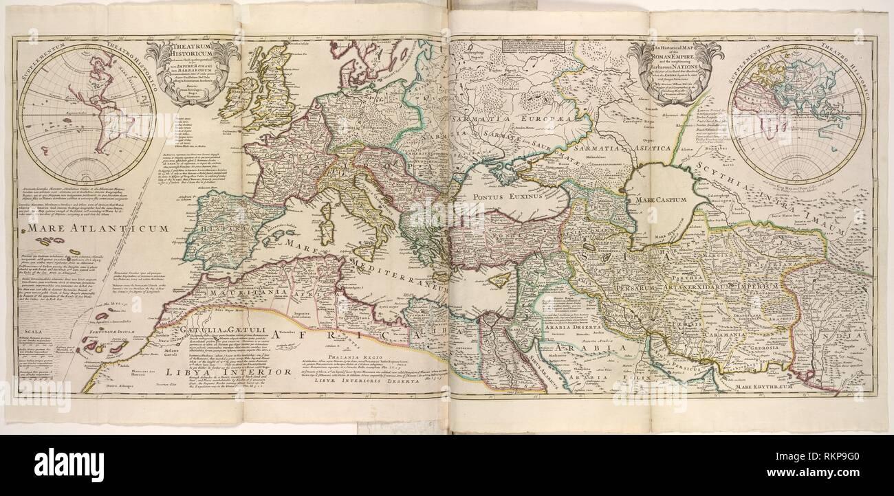 Maps, Atlases & Globes Kitchin Road Map 1767 Symbol Of The Brand Llanbadarn Fynydd Llanbister Llandewi Brecon Cardiff