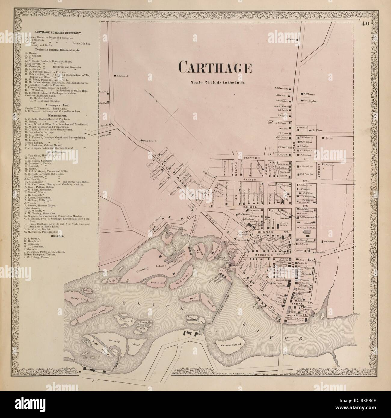 Carthage Business Directory