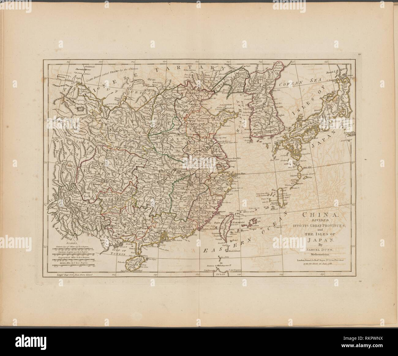 Map China Provinces Stock Photos & Map China Provinces Stock Images