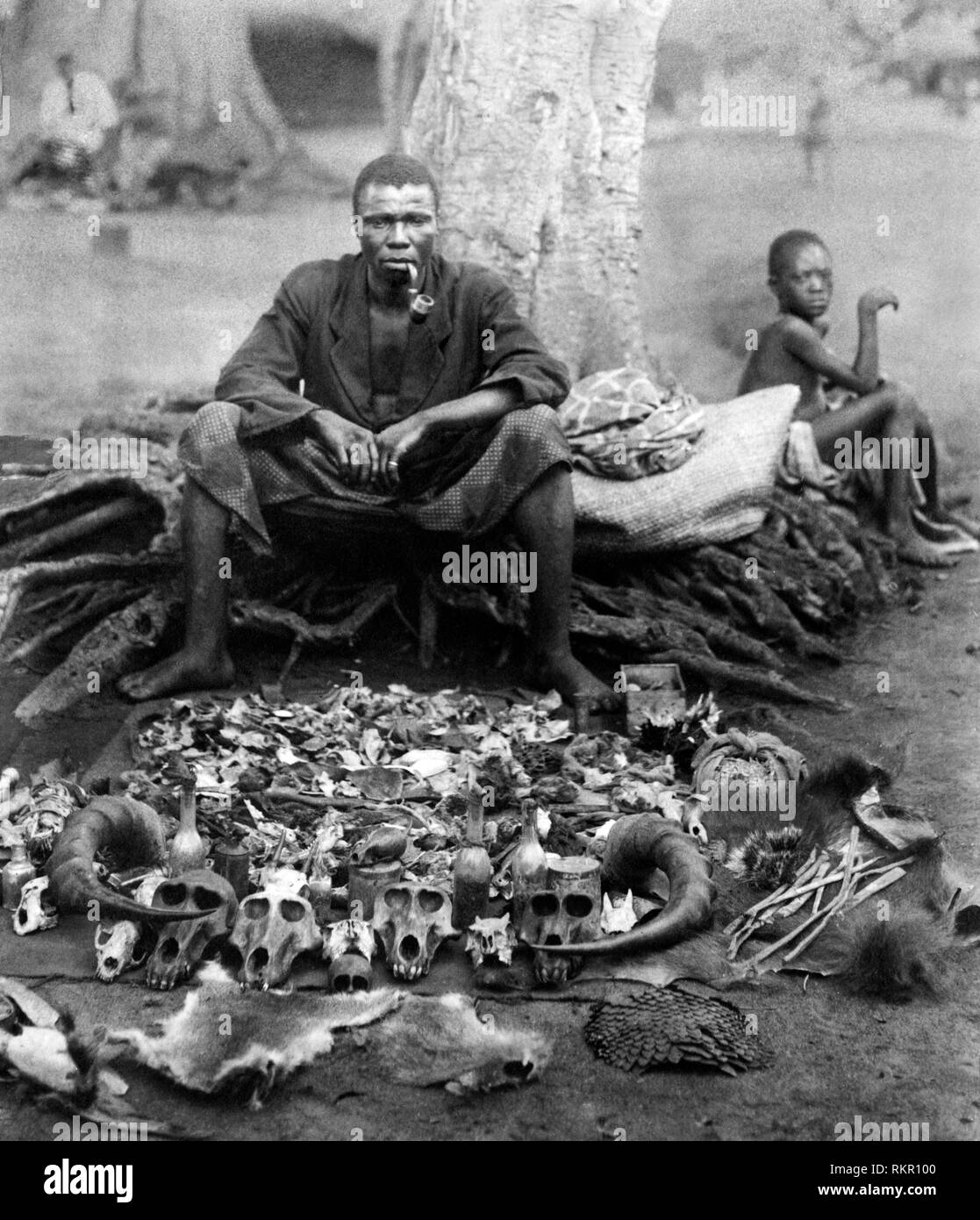 Witchcraft Africa Stock Photos & Witchcraft Africa Stock Images - Alamy