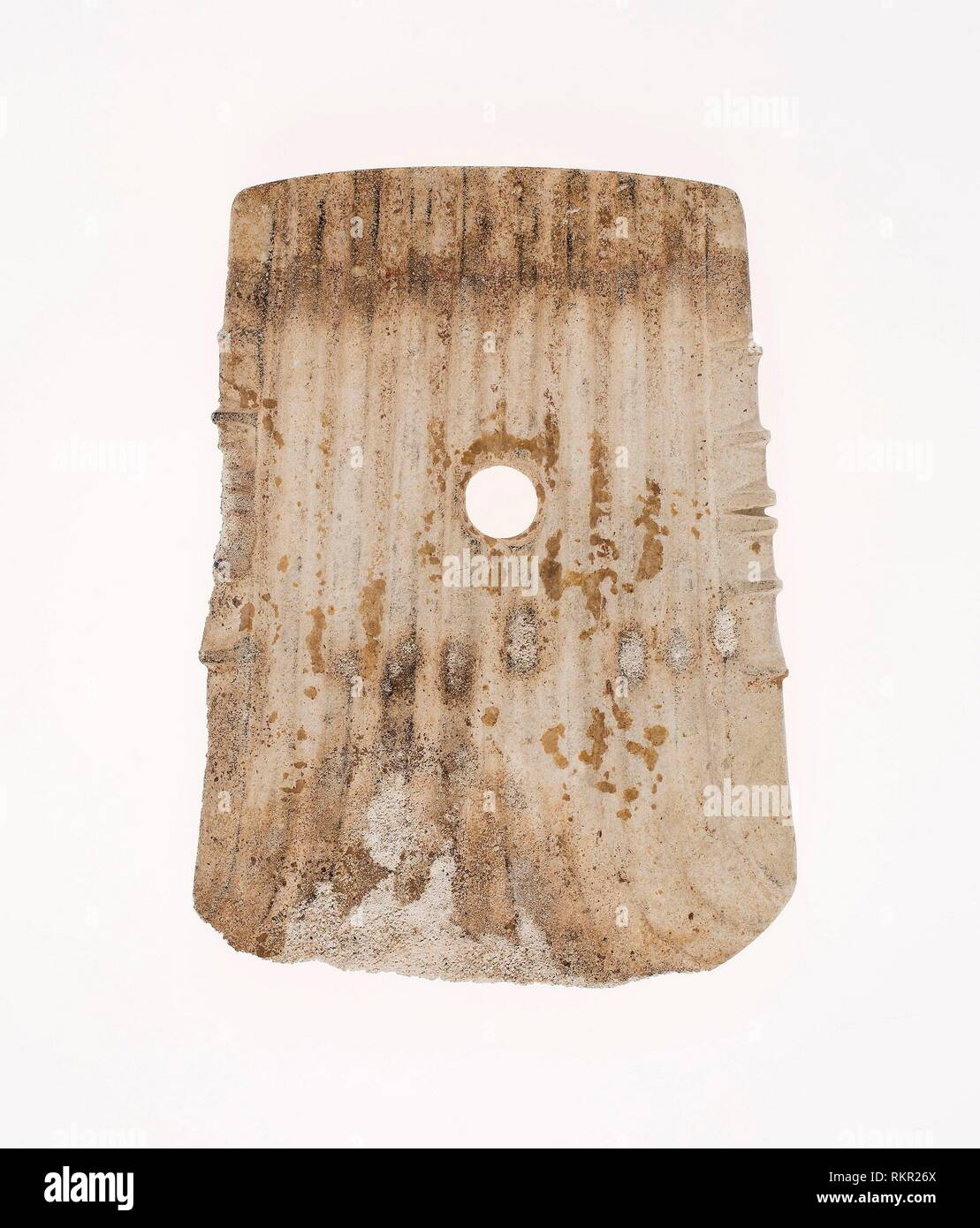 Notched and Grooved Axe - Shan...
