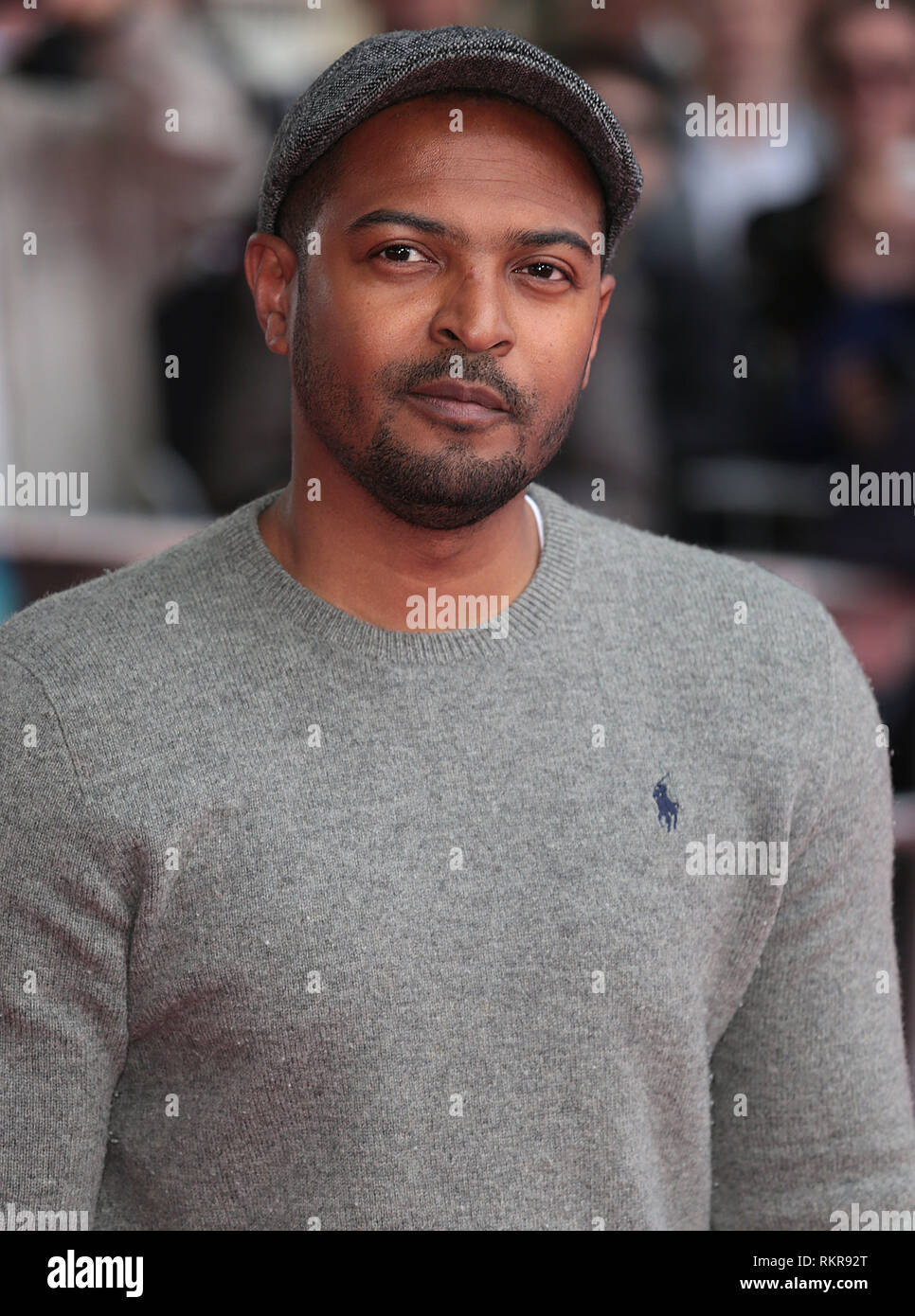 London, UK, 5th June 2014 Noel Clarke attends the 'Belle' UK Premiere at BFI Southbank - Stock Image
