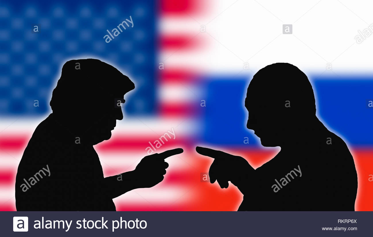 Politicians arguing - Replaced with better version, T907XN Stock Photo